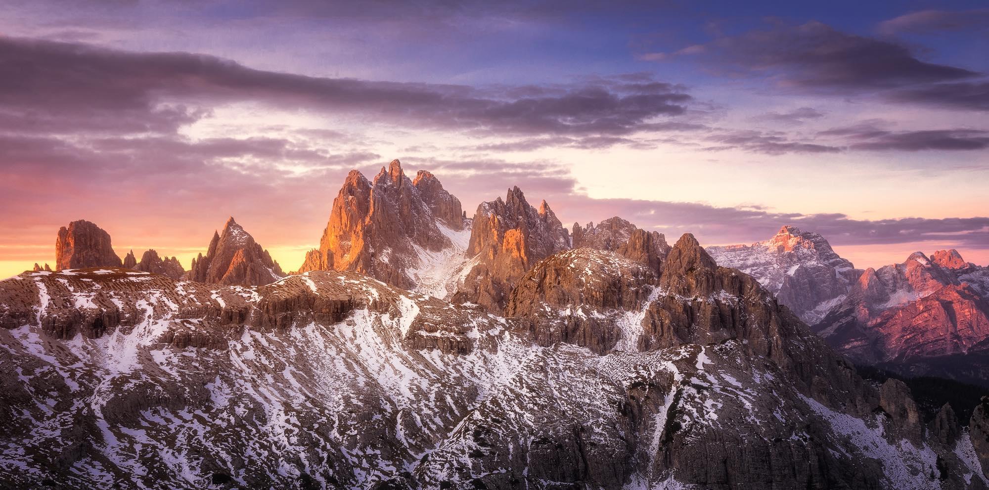 Dolomites View, Italy