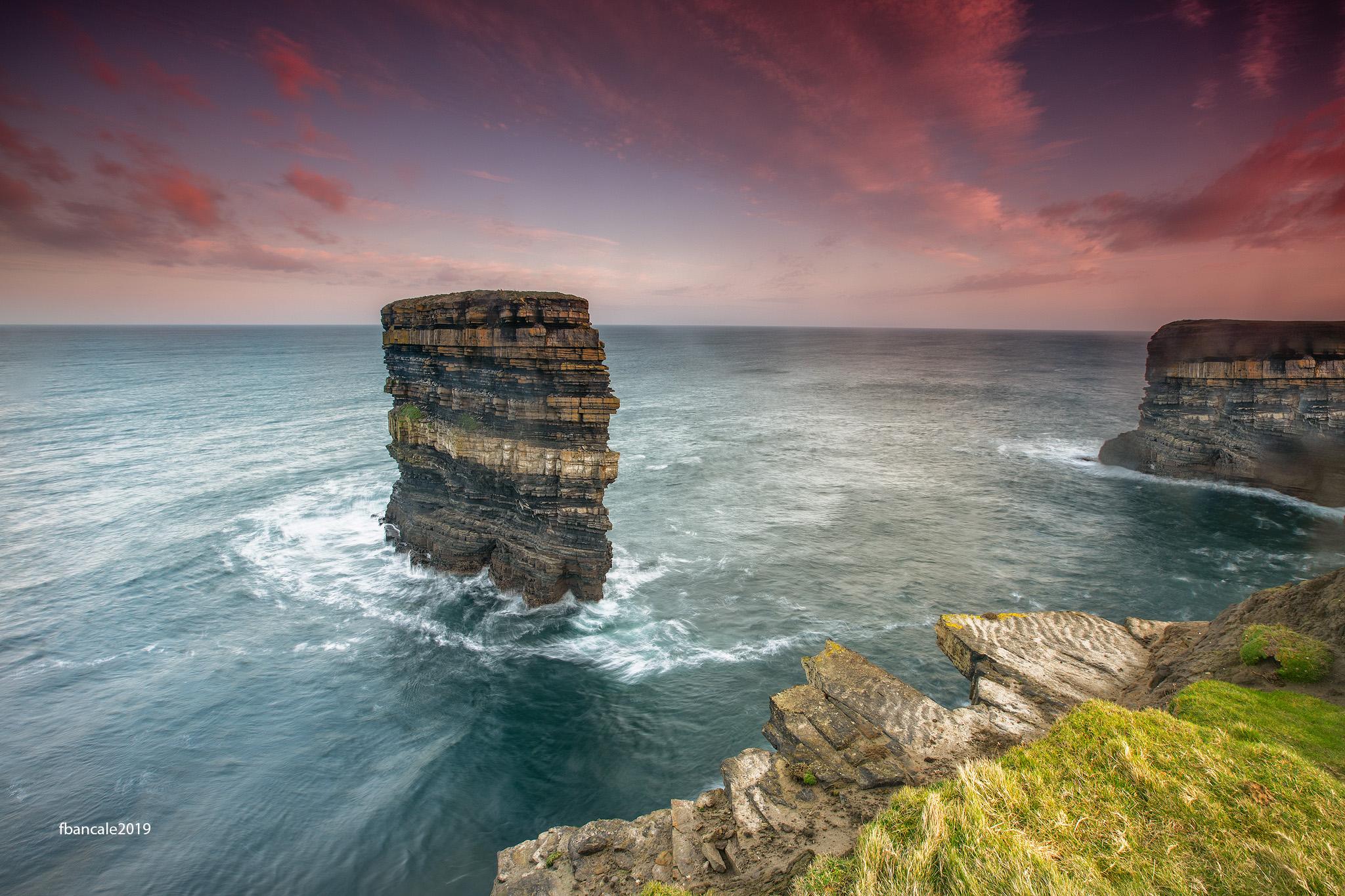 Downpatrick Head / Dun Bresti, Ireland