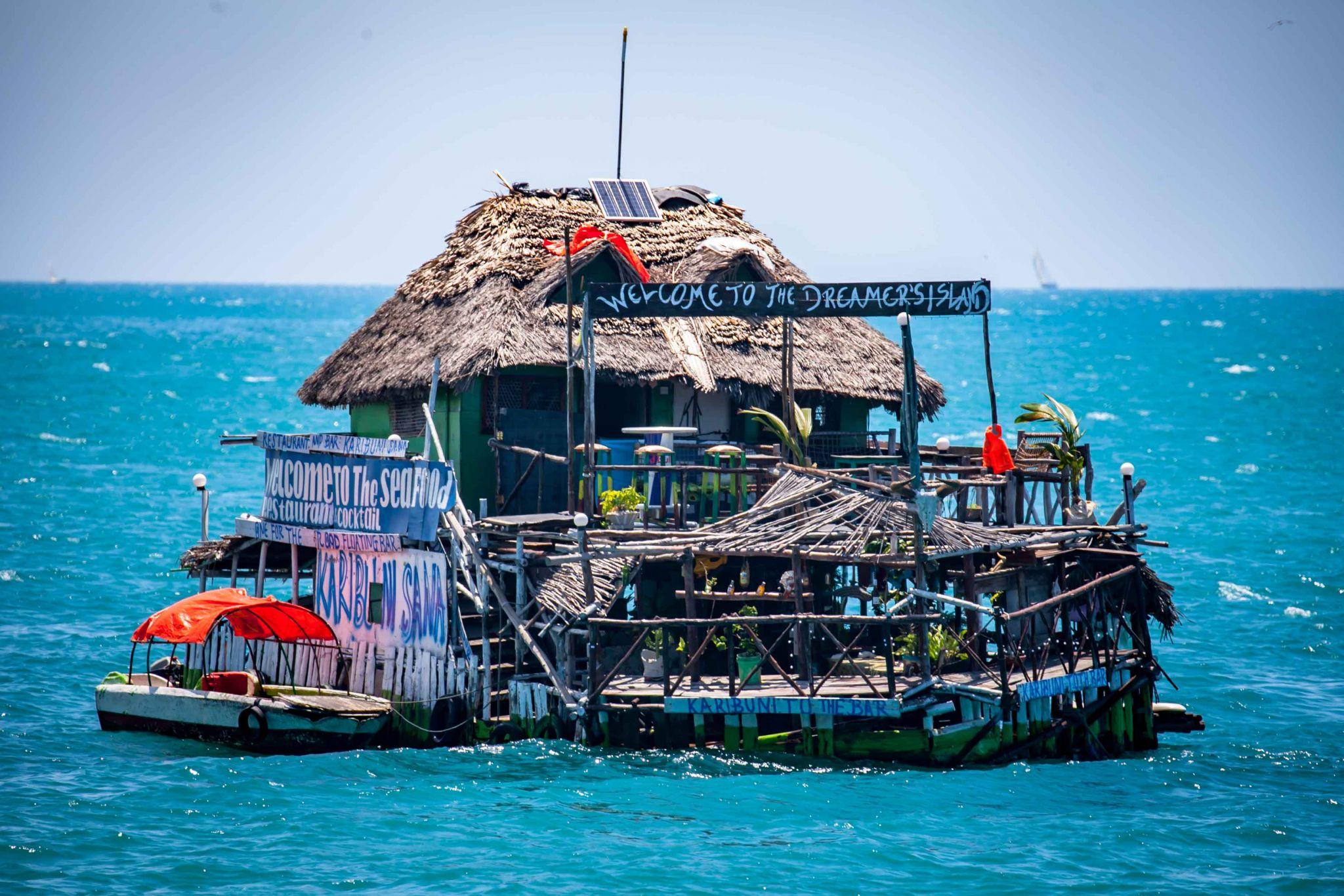 Dreamers Island Zanzibar, Tanzania