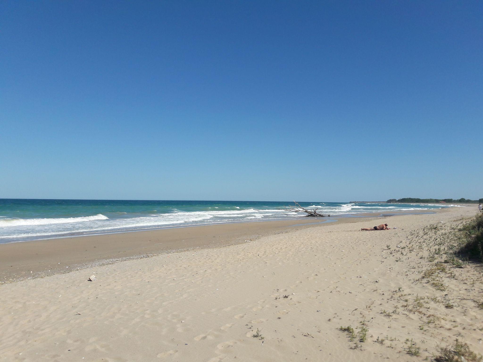 Ezeretz Sandy Bay, Bulgaria