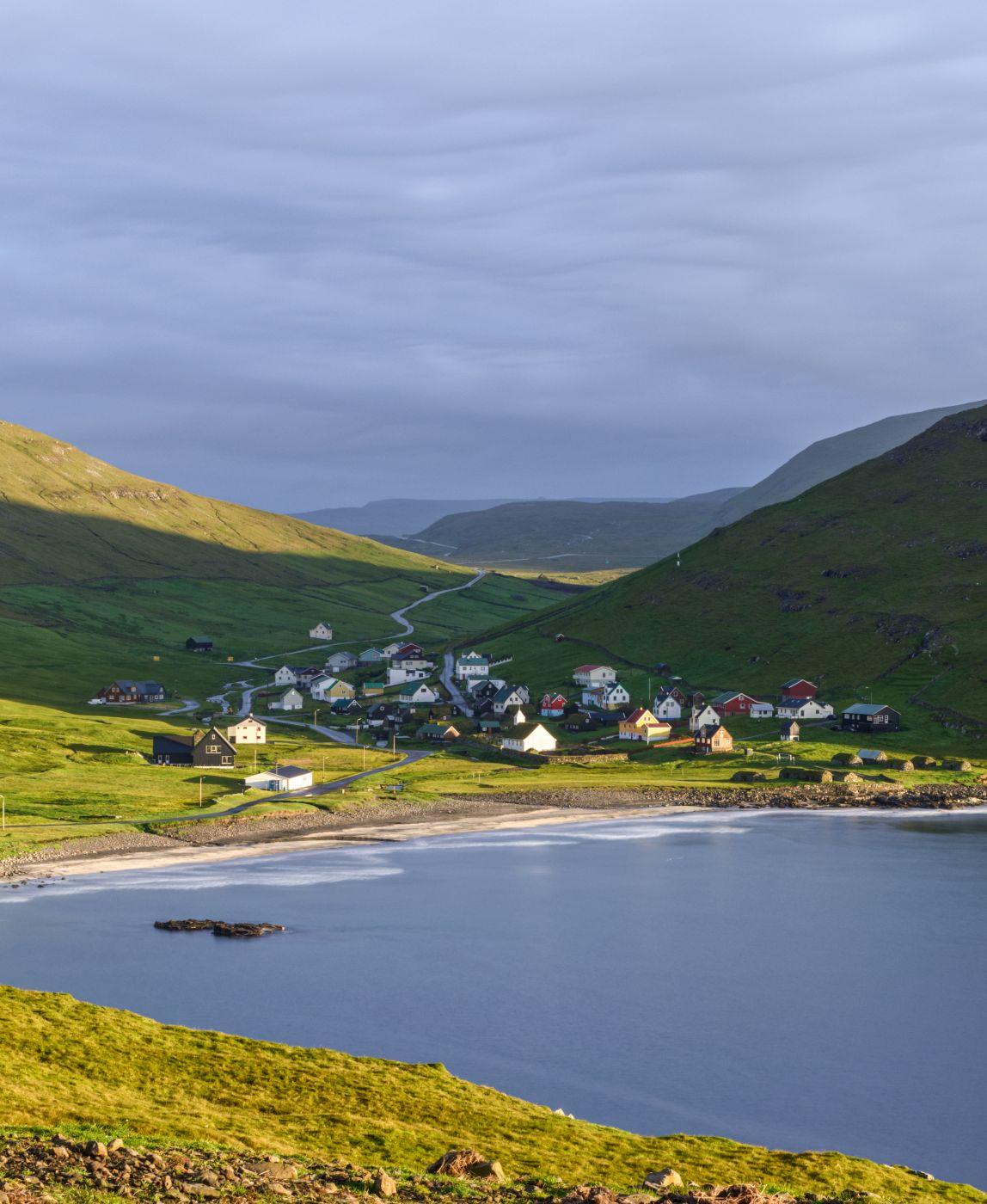 Husavik, Faroe Islands