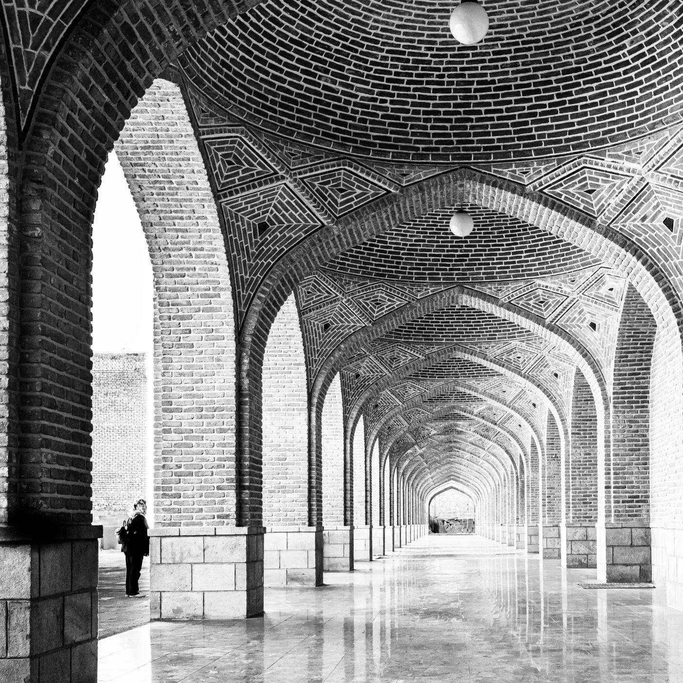 Kabud Mosque, Blue Mosque, Iran