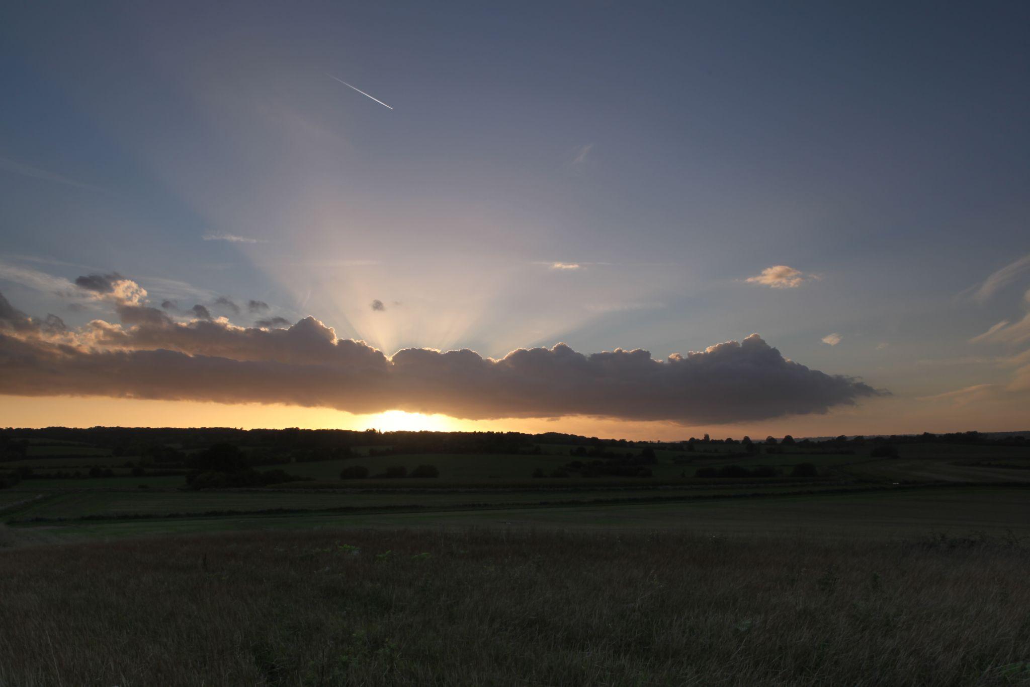 Kent Sunrise, United Kingdom