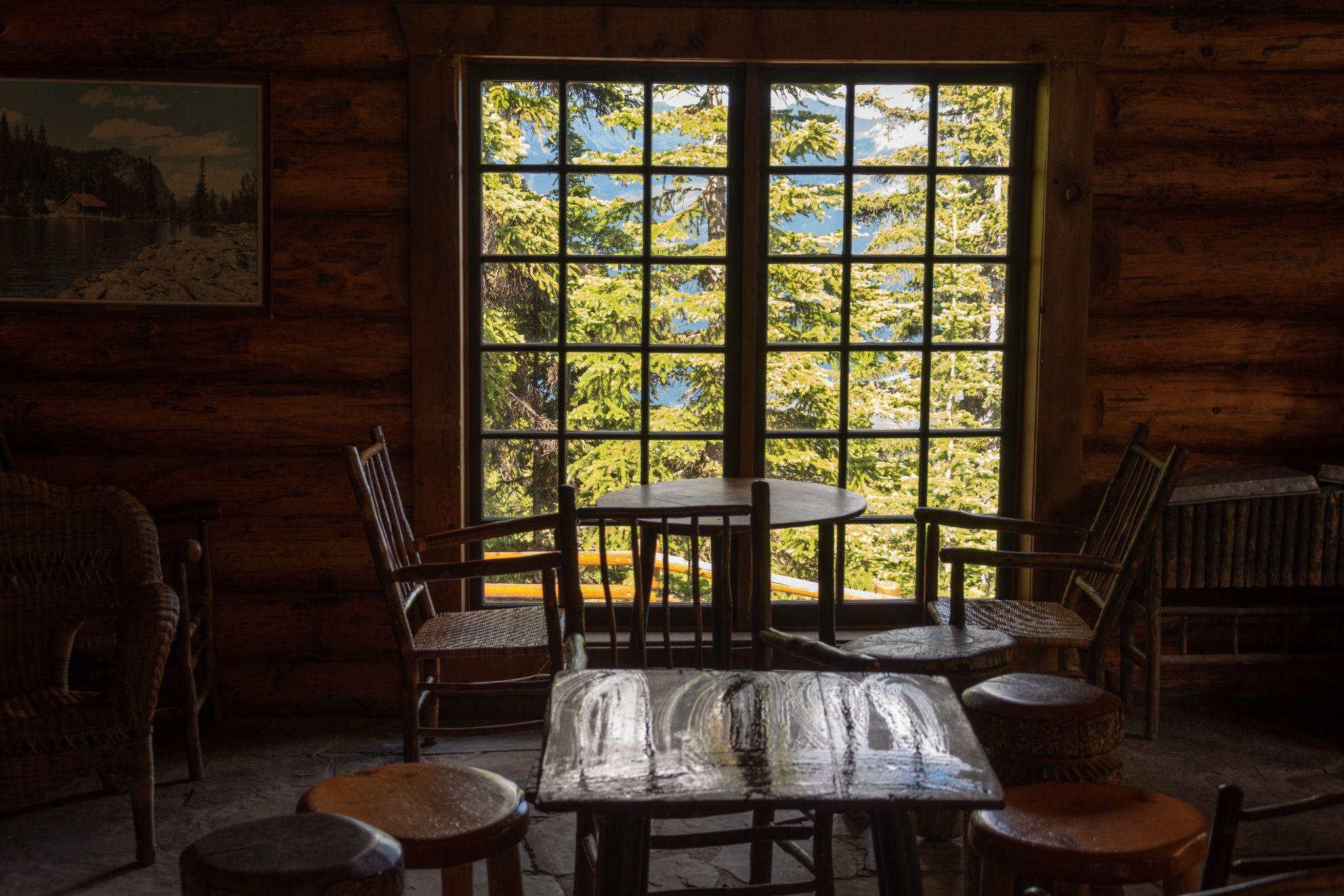 Lake Agnes Tea House, Canada