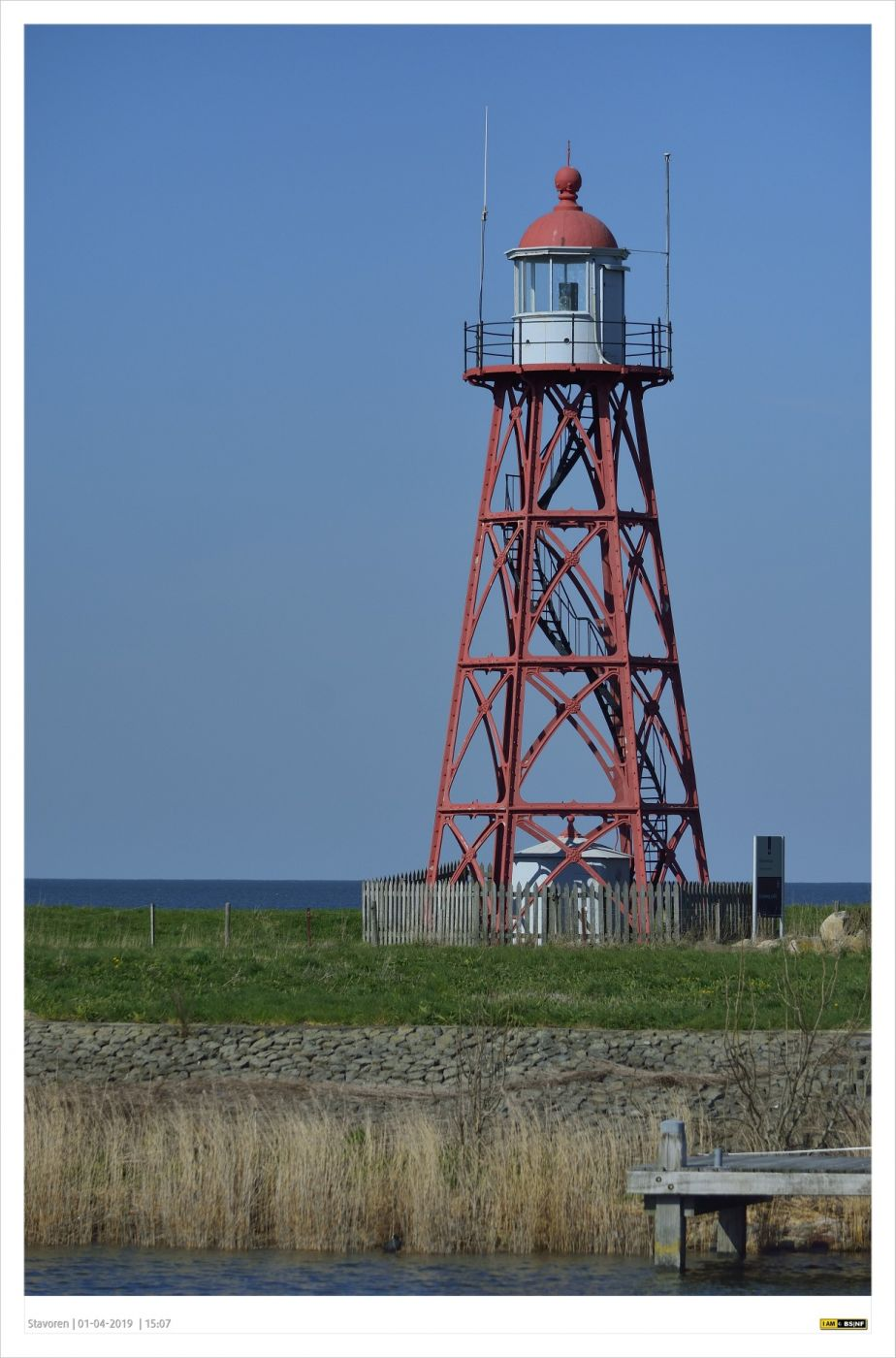 Lighthouse at Stavoren, Netherlands