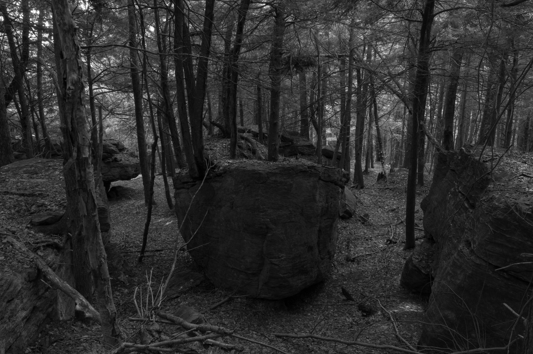 ''Little' Beartown Rocks', USA