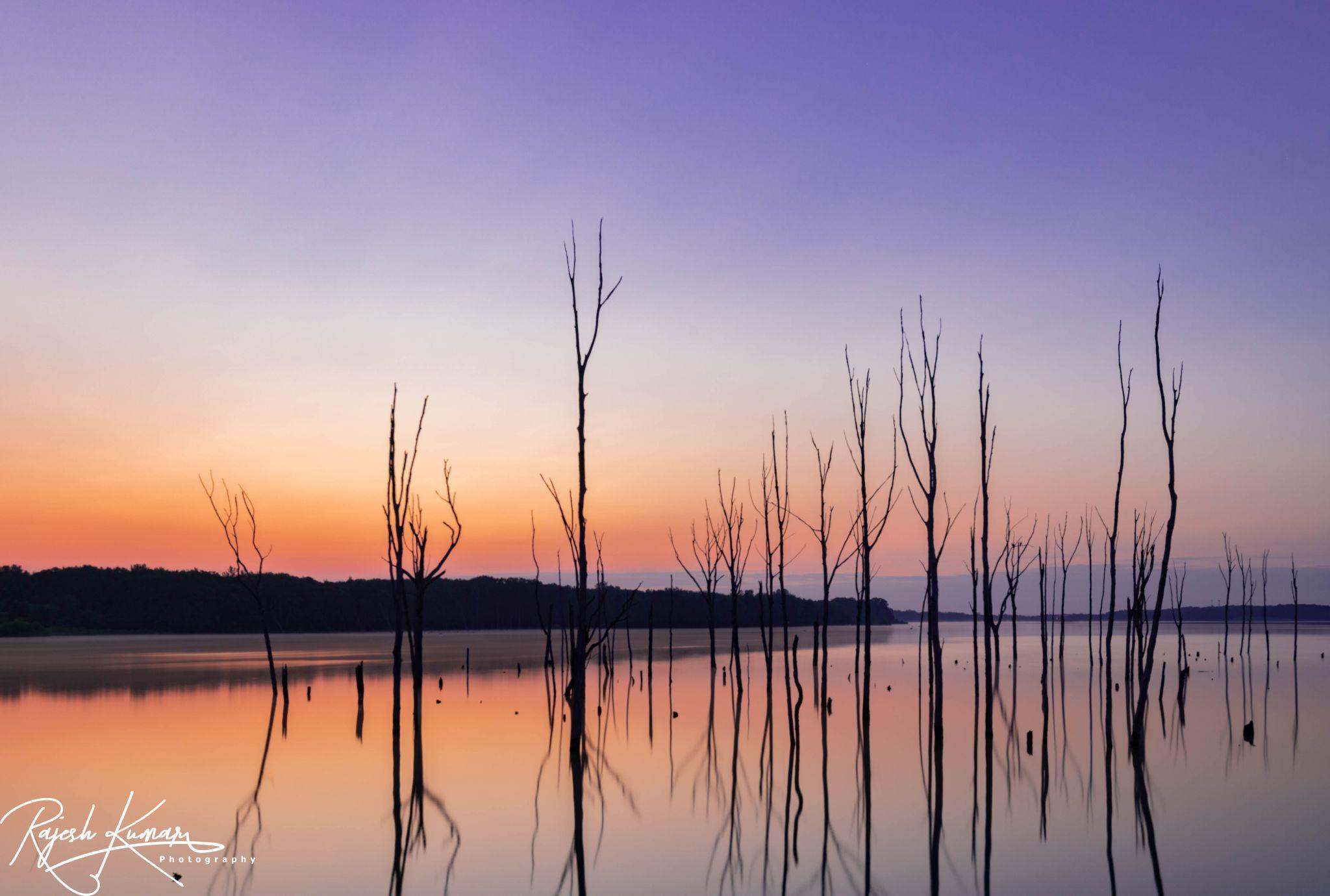 Manasquan Reservoir, NJ, USA