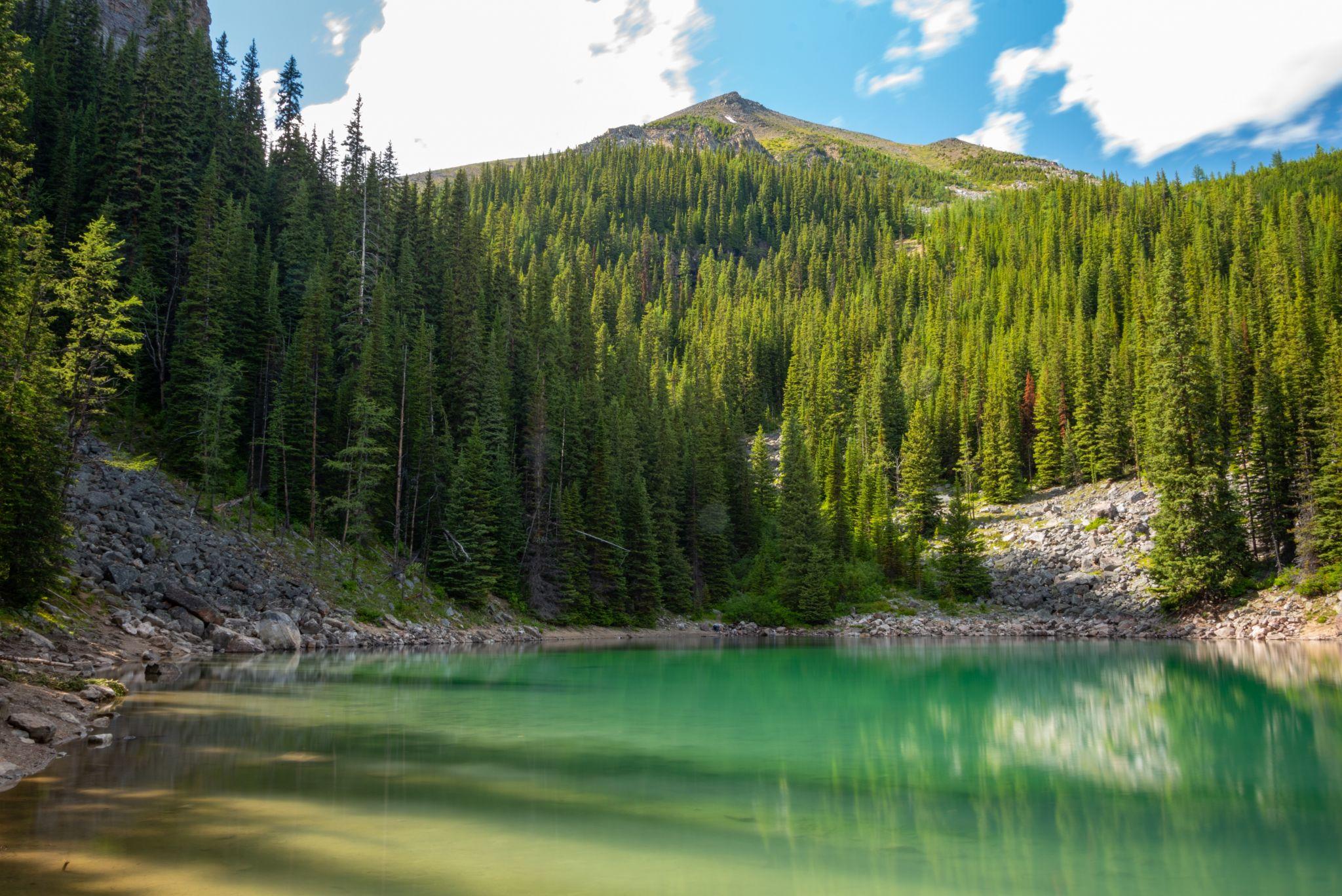 Mirror Lake, Canada