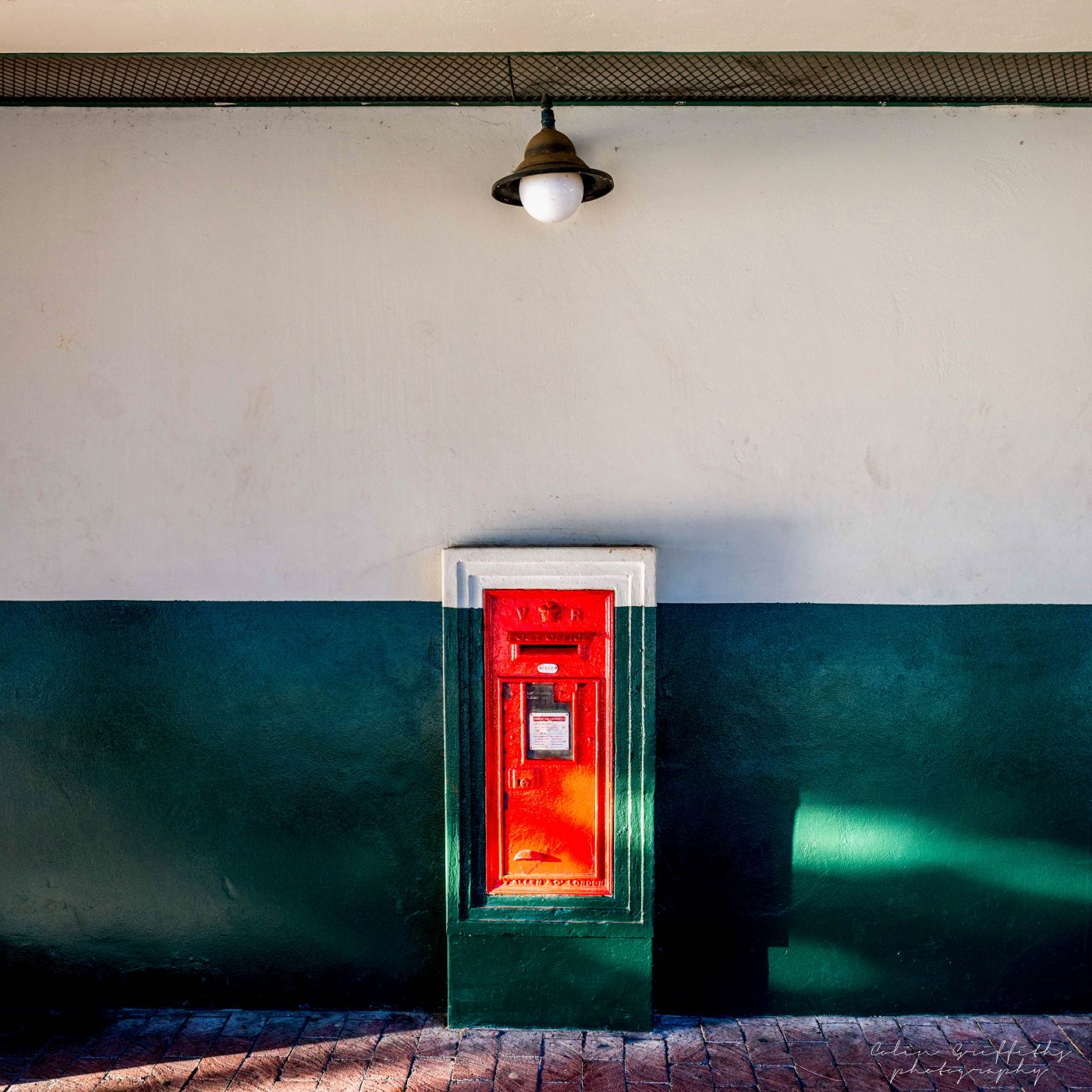 Montagu letter box, South Africa