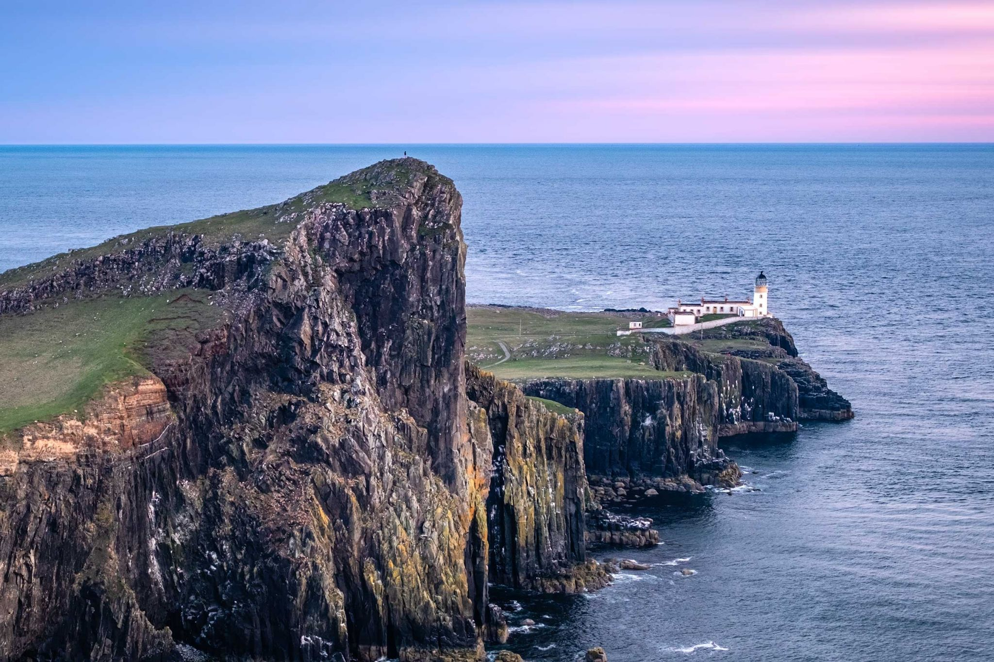 Neist Point Lighthouse, Skye, United Kingdom