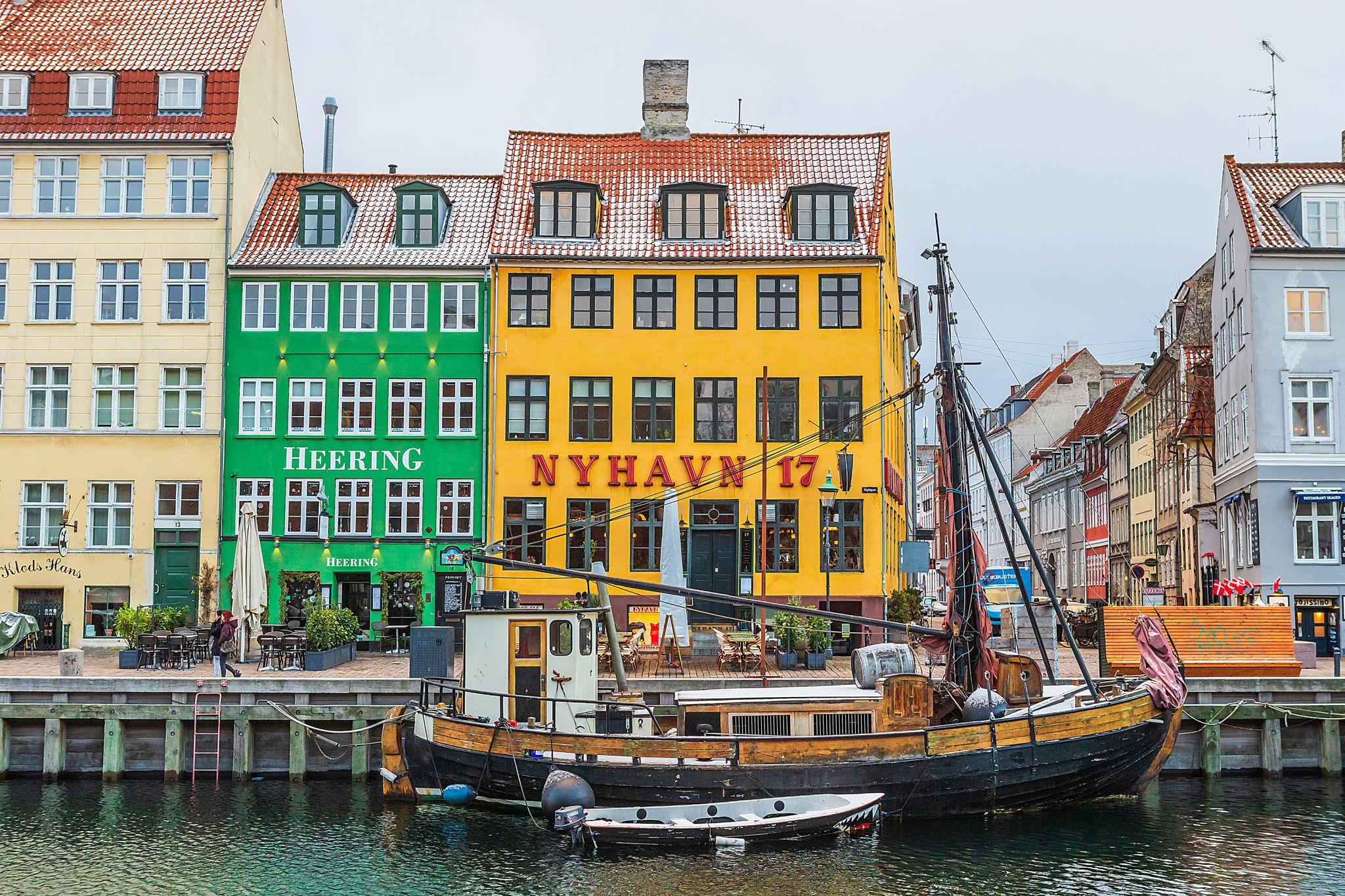 Nyhavn 17, Denmark