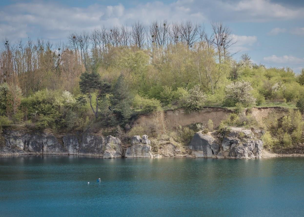 Piechcin lake, Poland