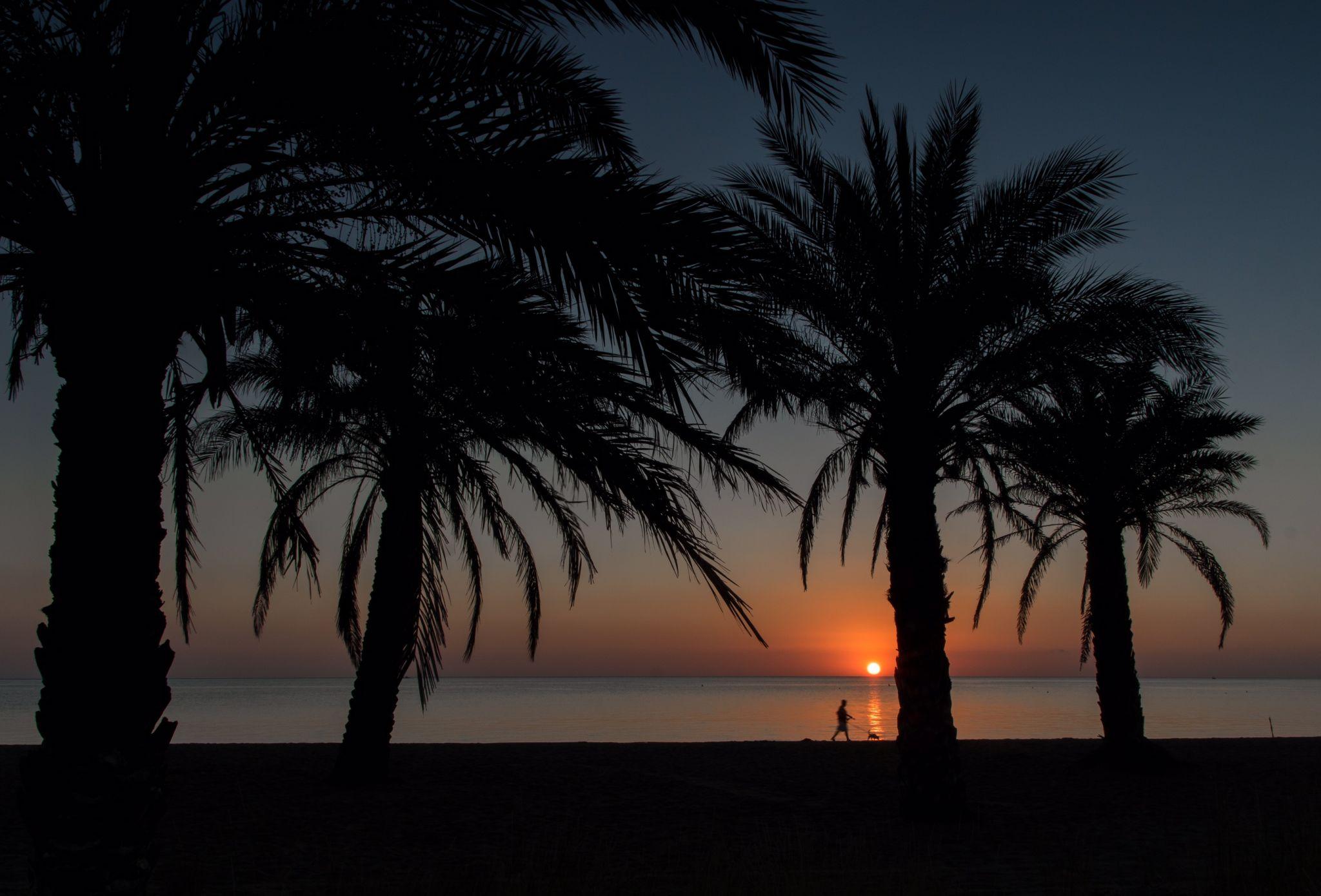 Playa de Les Albaranes, Dénia, Spain