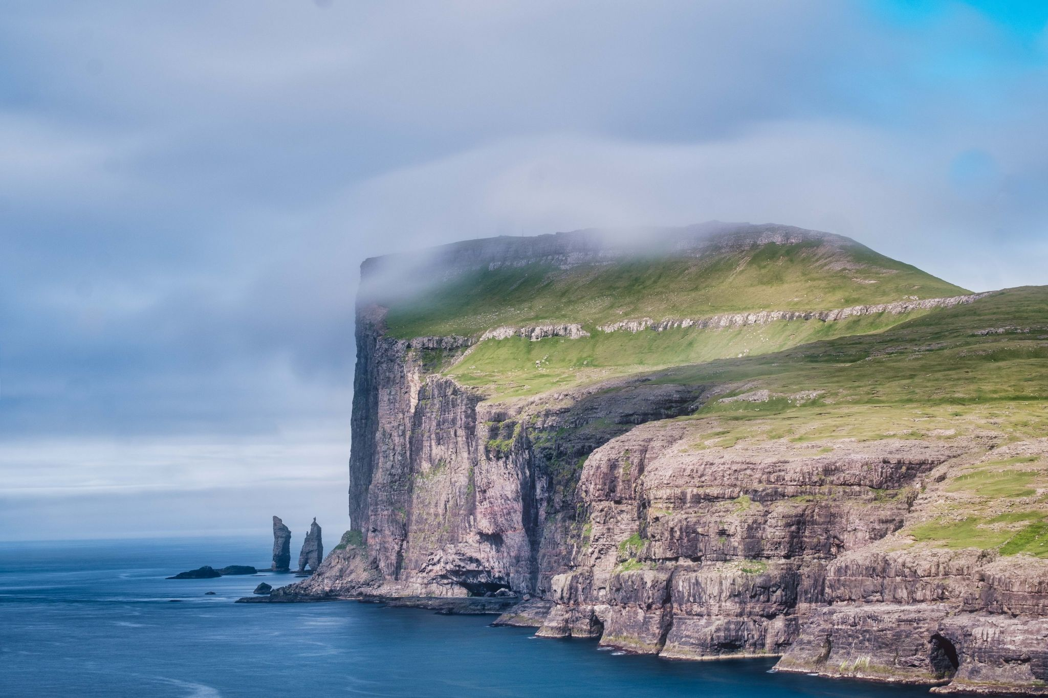 Risin & Kellingir, Faroe Islands