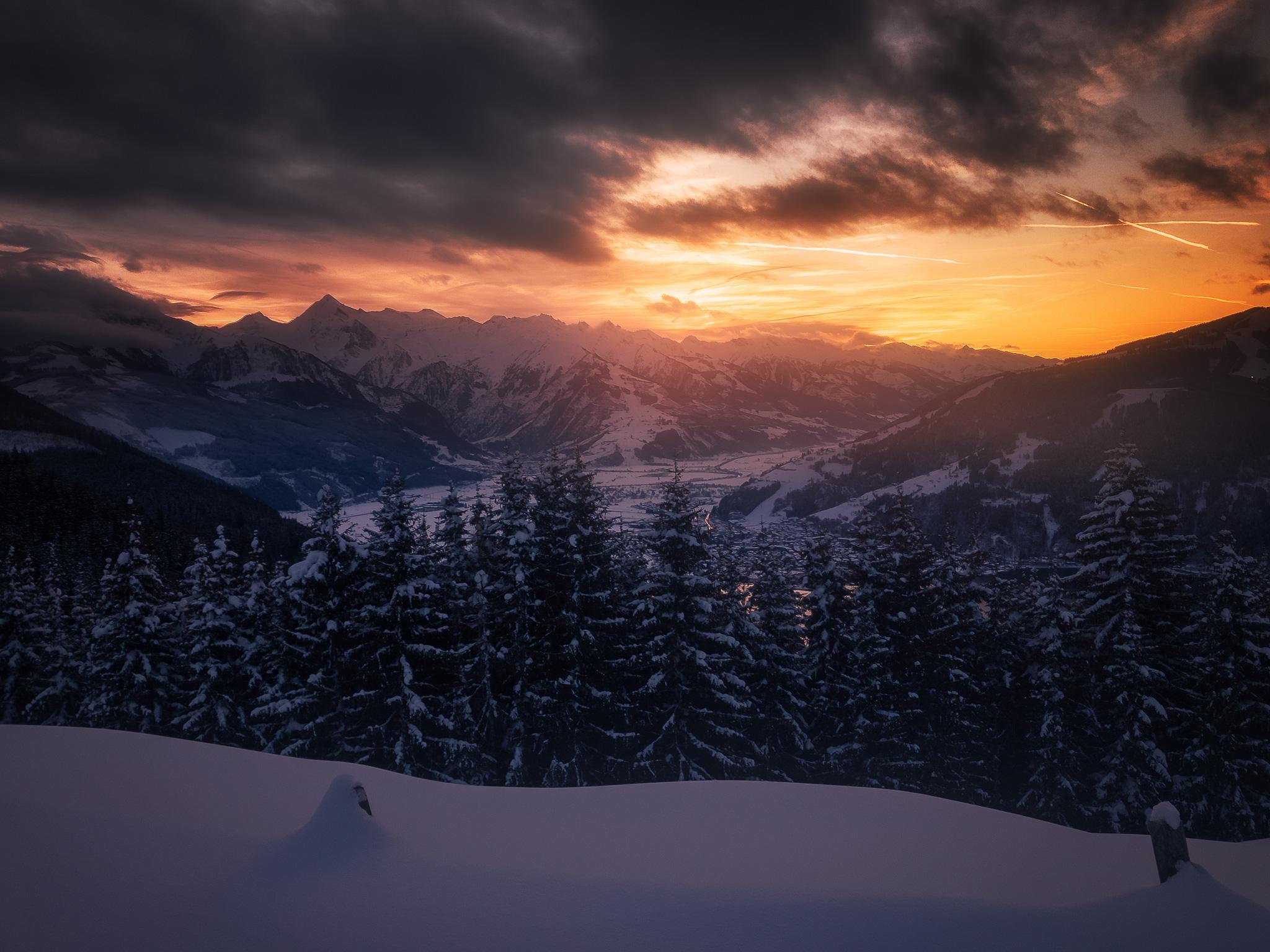 Ronachkopf, Austria