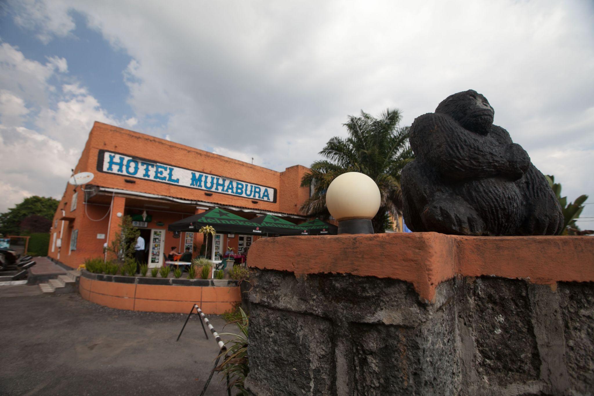 Rwanda Famous Hotel Muhabura, Rwanda
