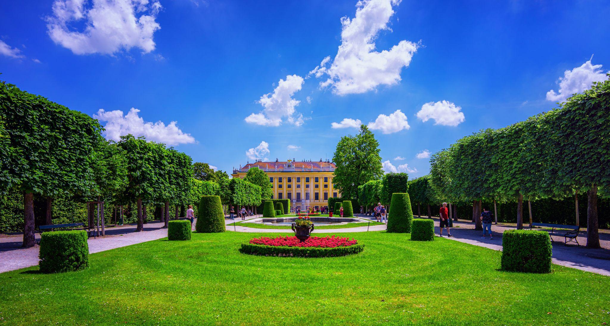 Schloss Schoenbrunn, Austria