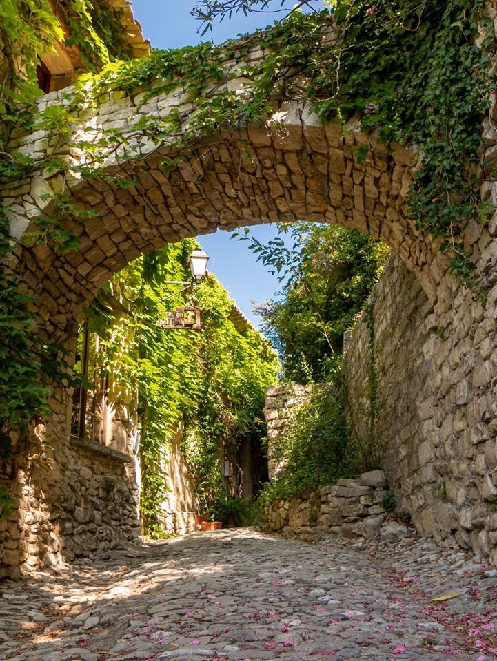 Séguret - worth seeing village, France