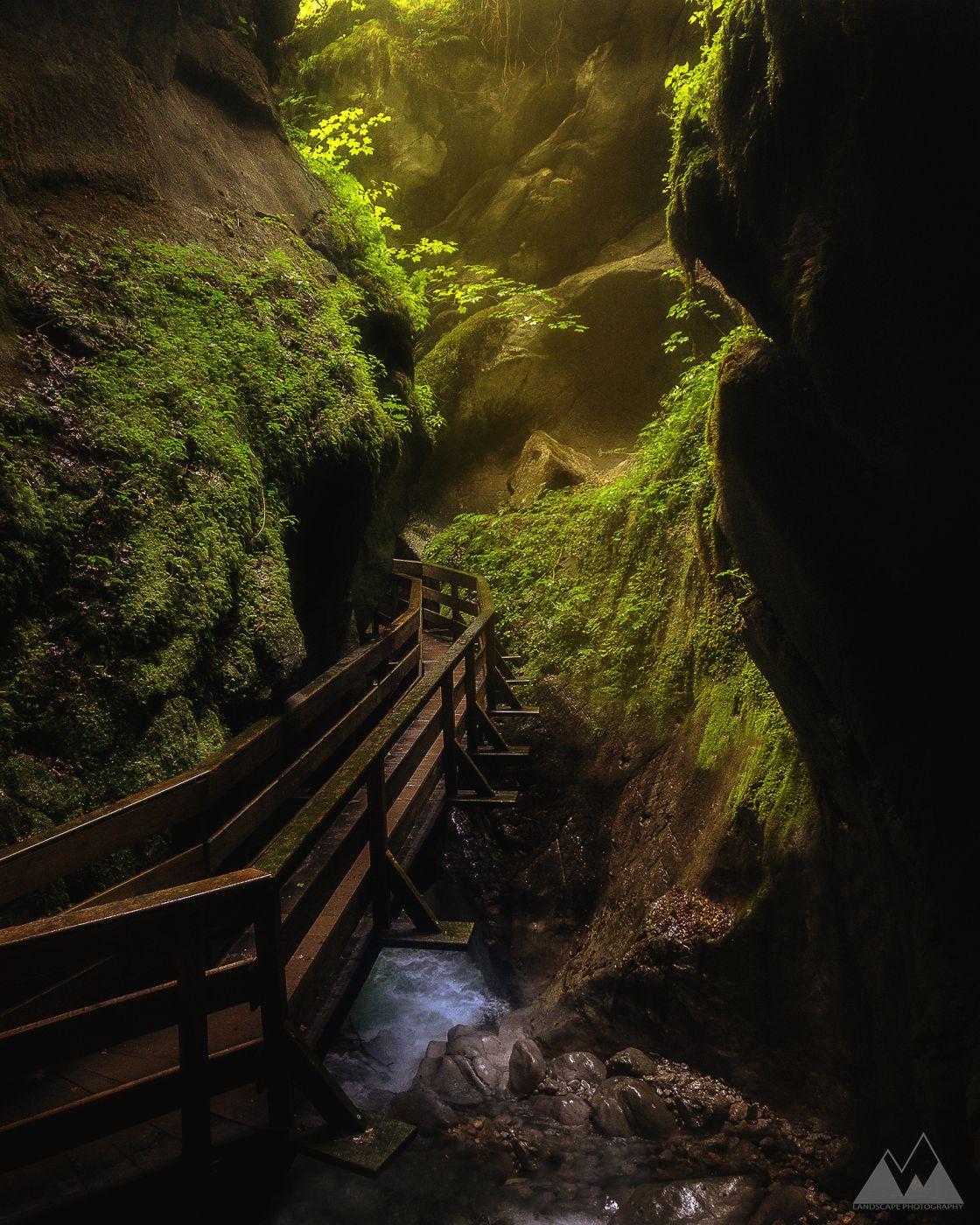 Seisenbergklamm, Austria