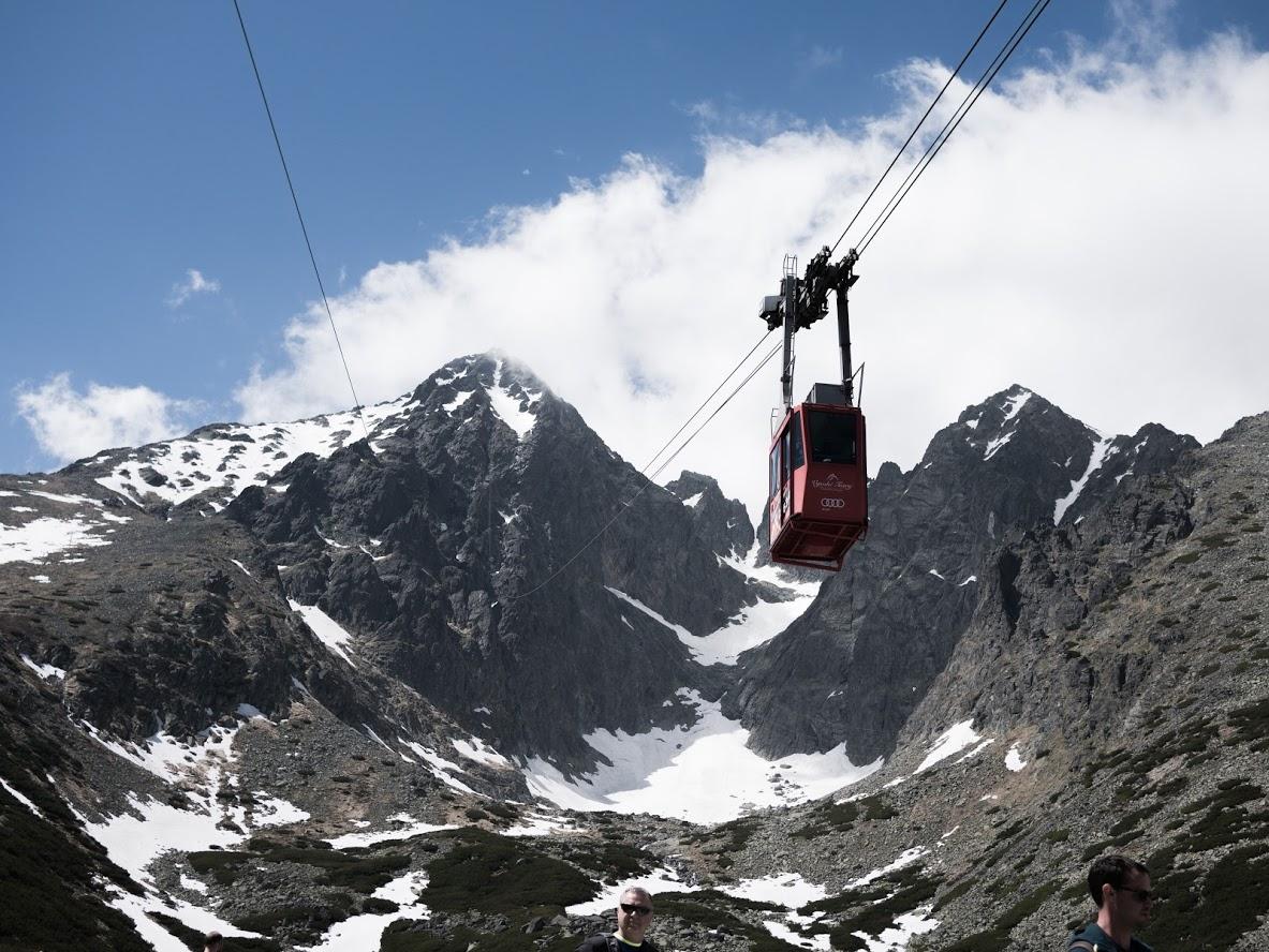 Slovakia, Tatrzanska Lomnica, Slovakia (Slovak Republic)