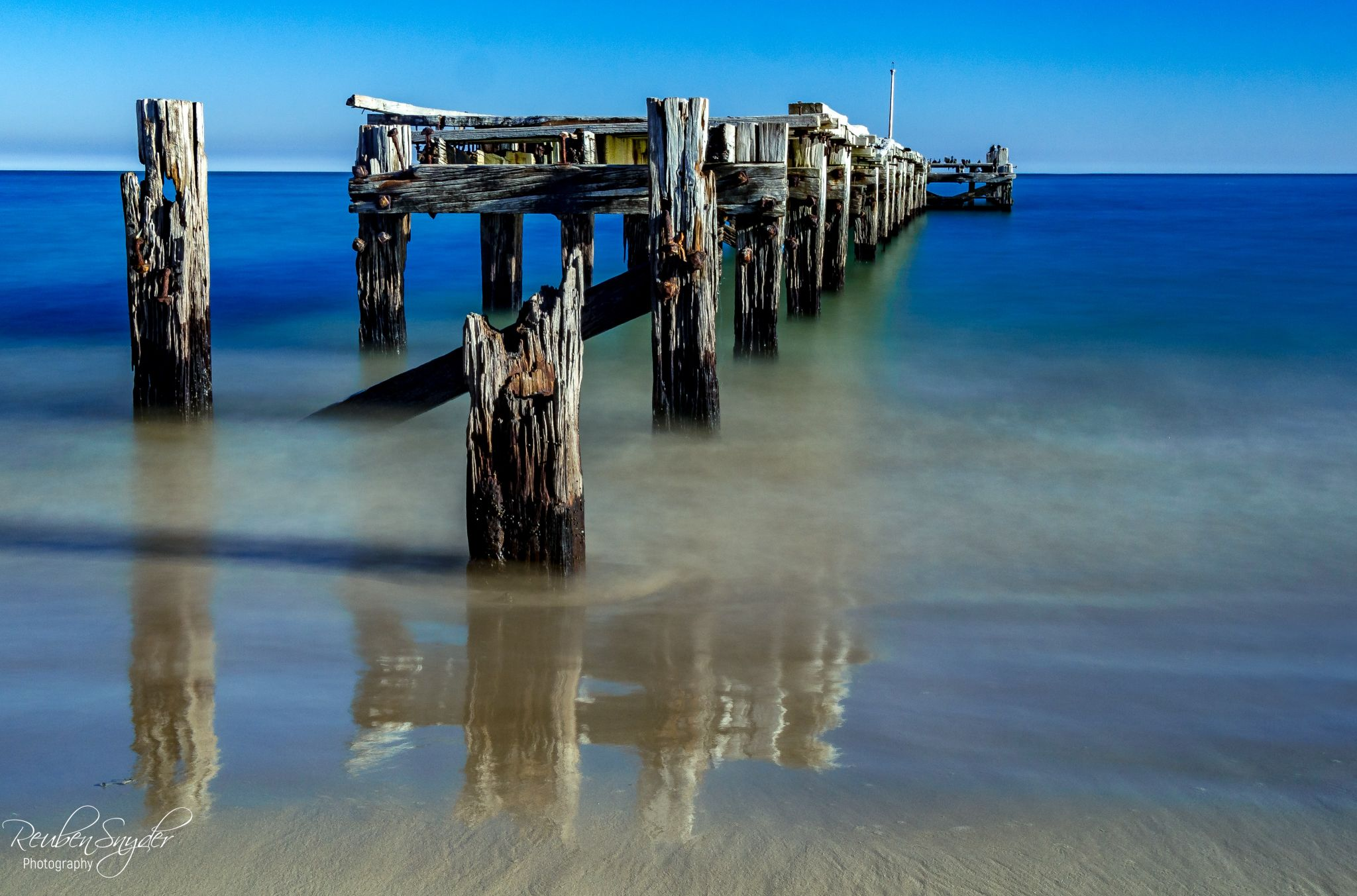 Strand Jetty, South Africa