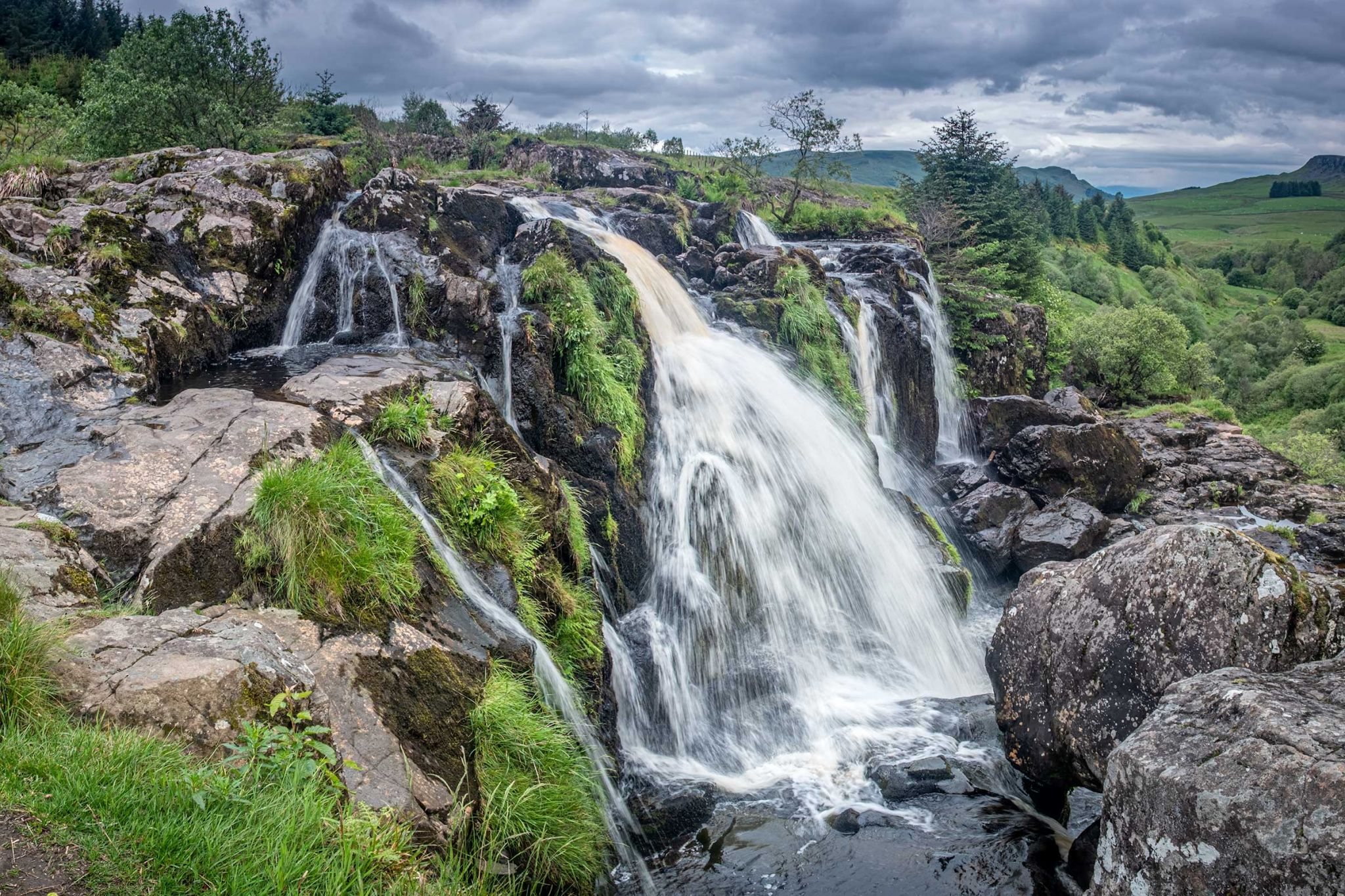 The Loup of Fintry, United Kingdom