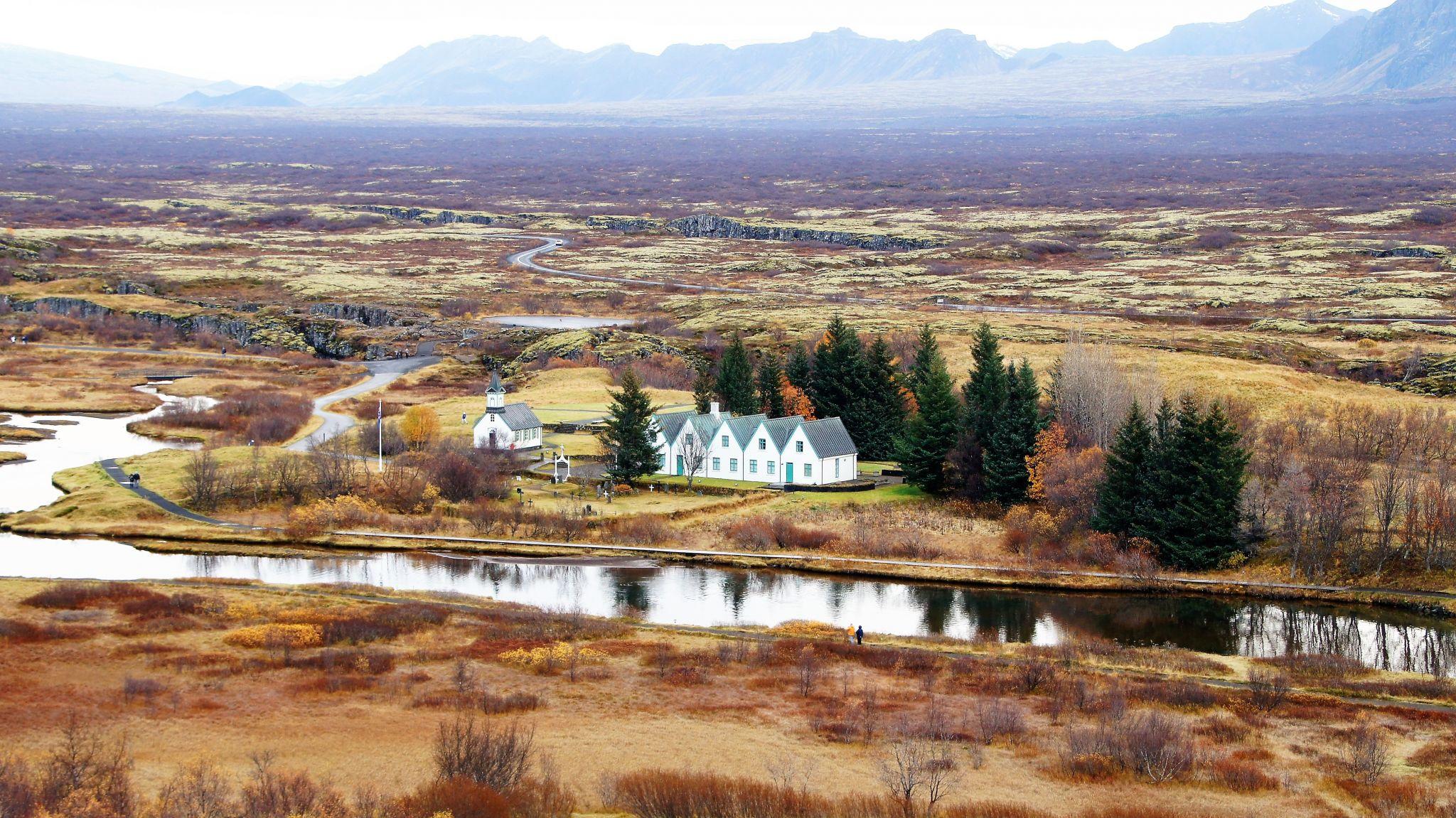 Þingvellir National Park Iceland, Iceland