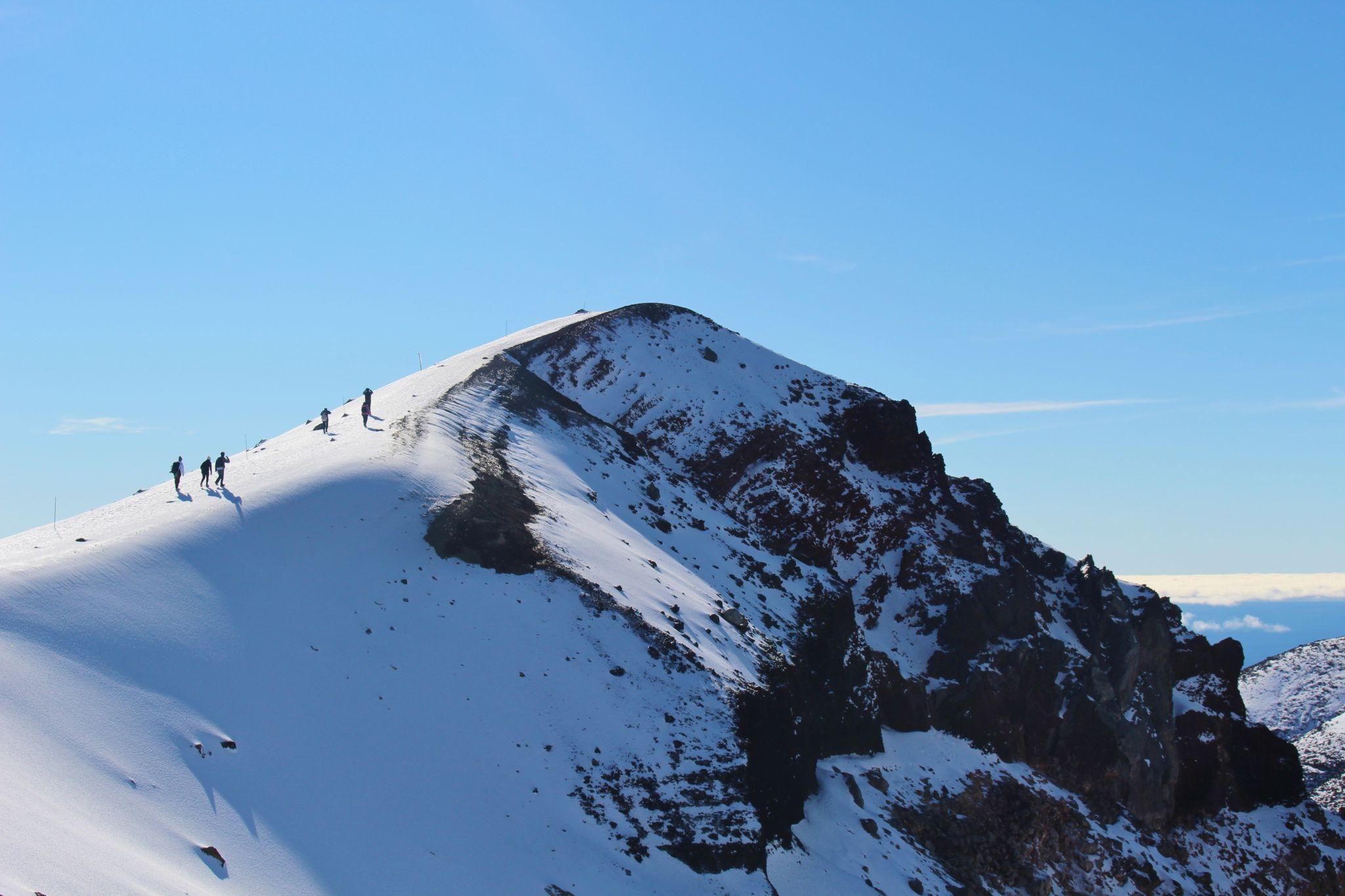 Tongariro Alping Crossing, New Zealand