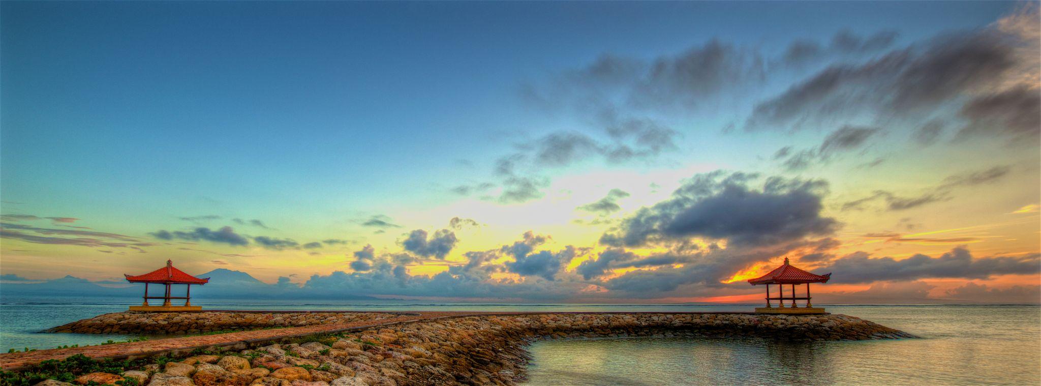 Werdhapura Beach, Indonesia