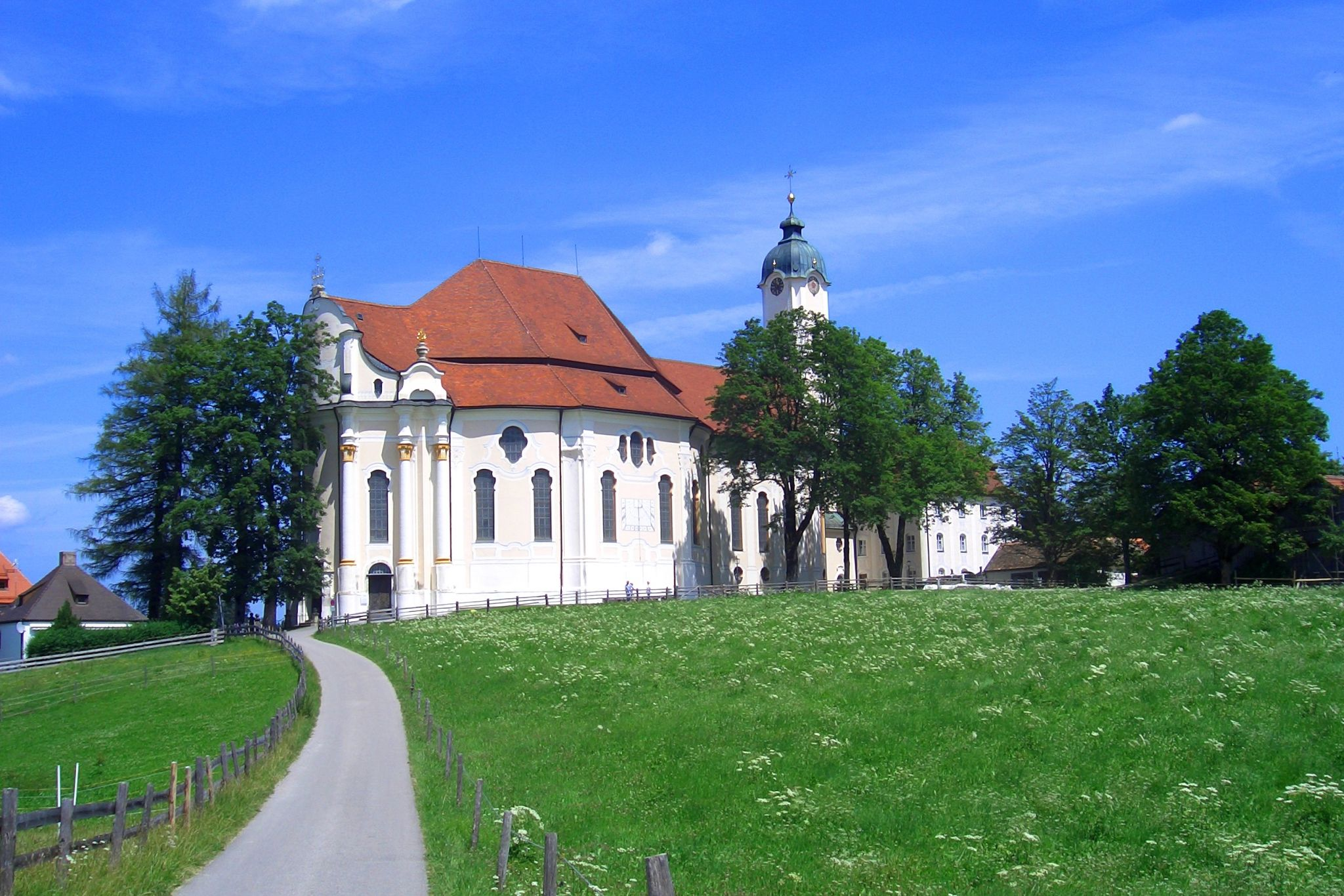 Wieskirche, Germany