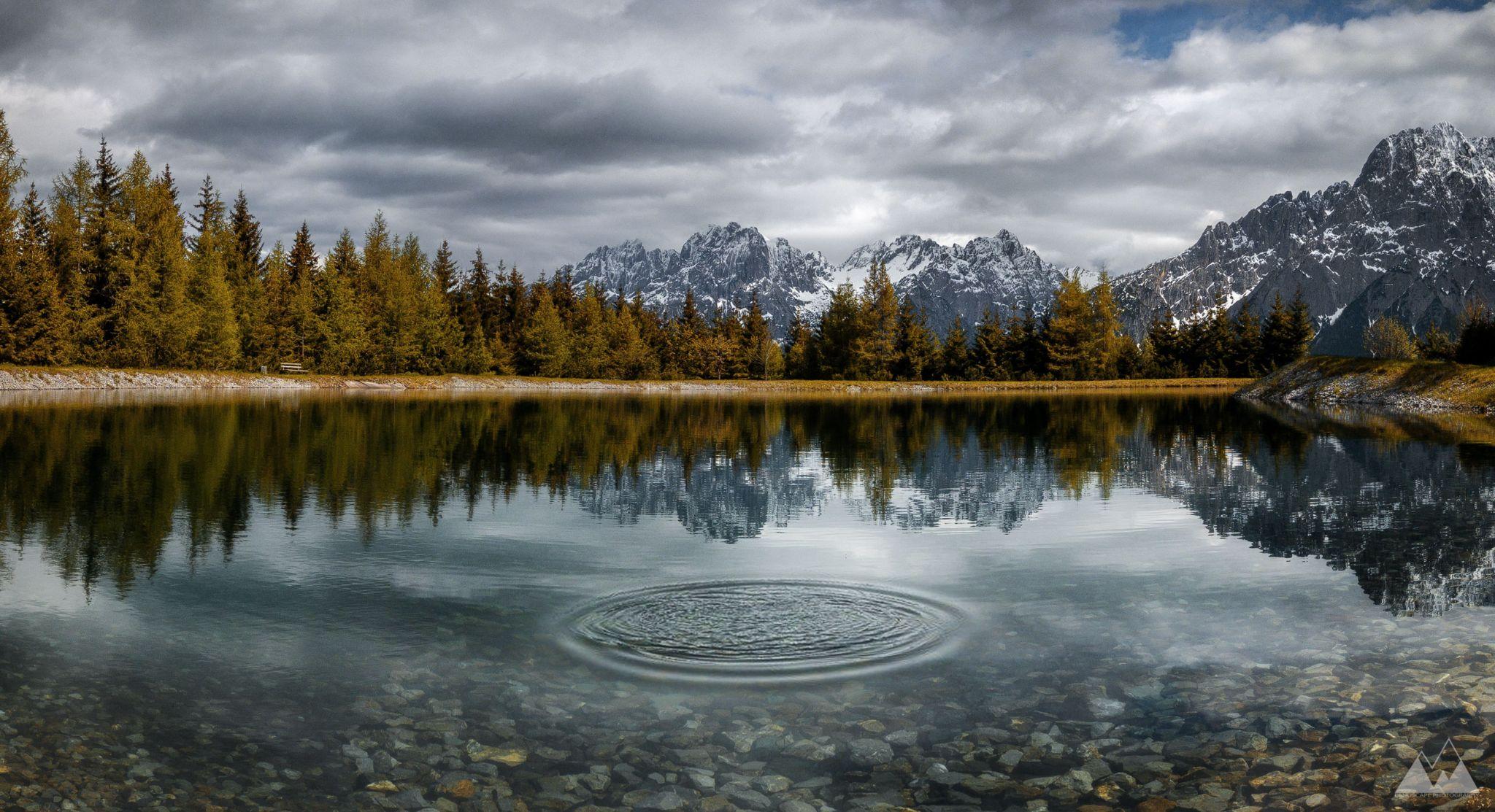 Alpine Reflections, Austria