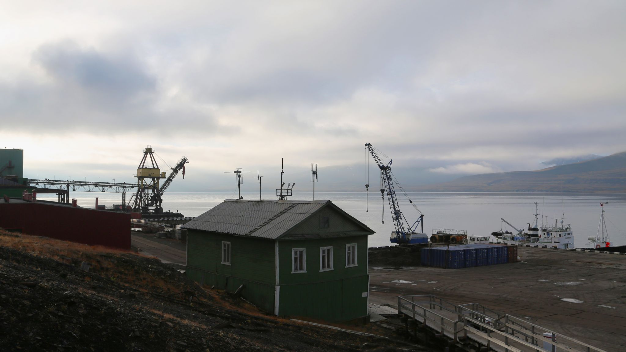 Barentsburg, Svalbard & Jan Mayen Islands
