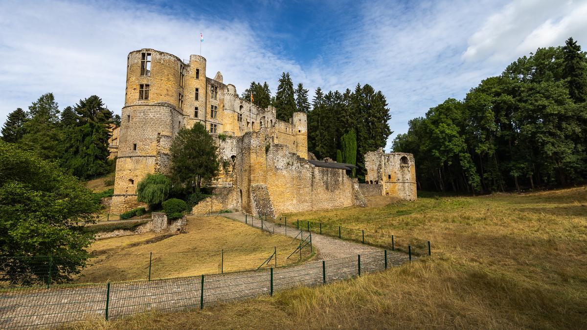 Beaufort Castle, Beaufort, Luxembourg