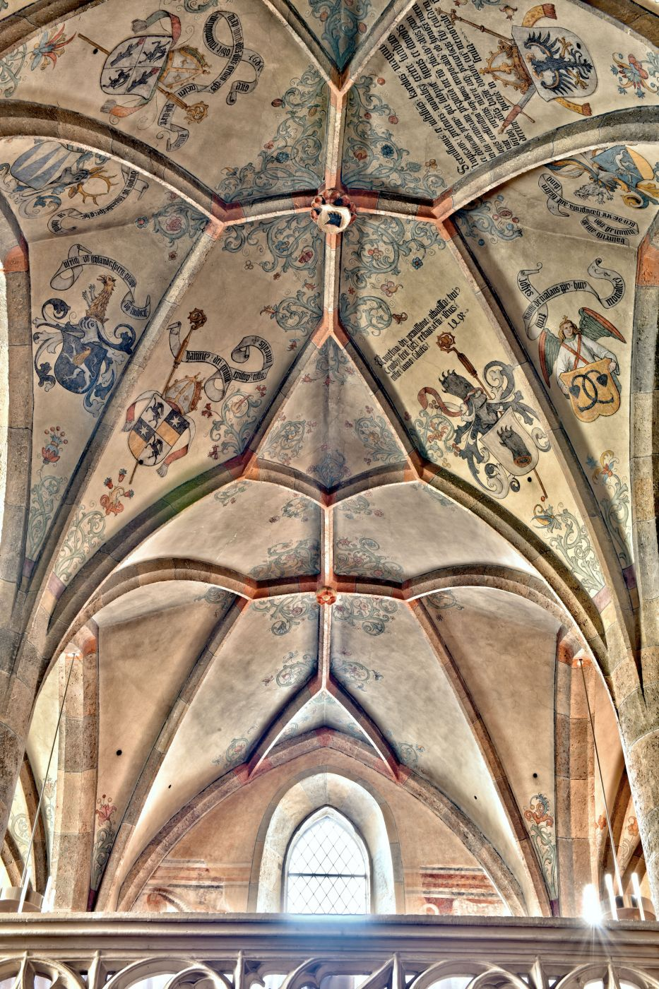 Benedictijner abdij Sankt Johann, Switzerland