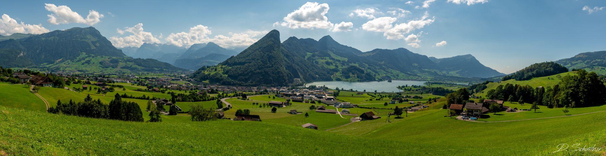 Bohl viewpoint, Switzerland