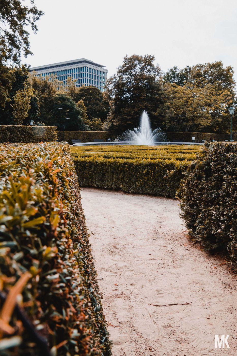 Botanique Brussels, Belgium