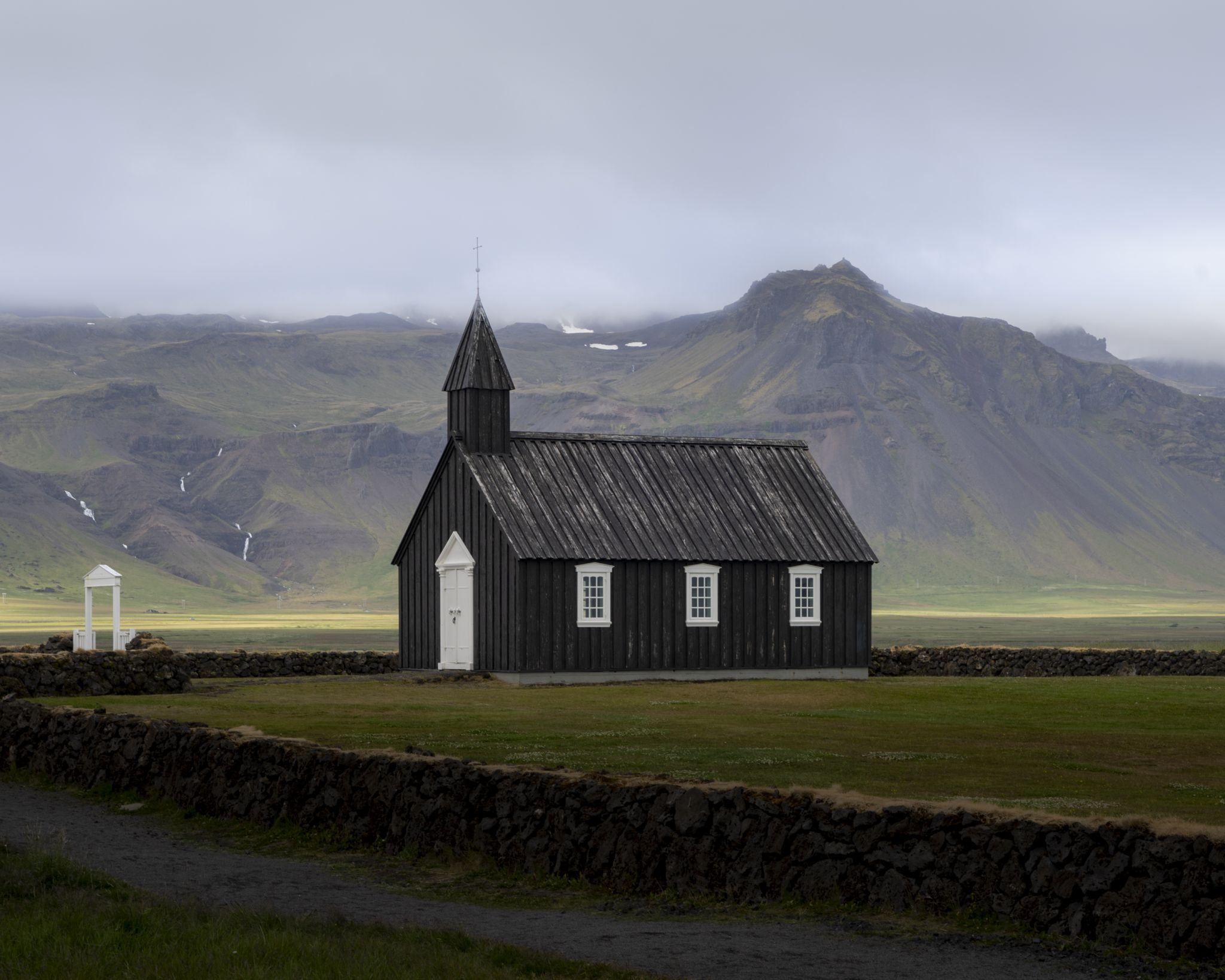 Budakirkja, Iceland