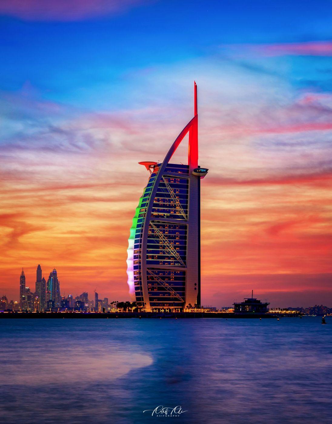 Burj Al Arab Jumeirah Dubai, United Arab Emirates