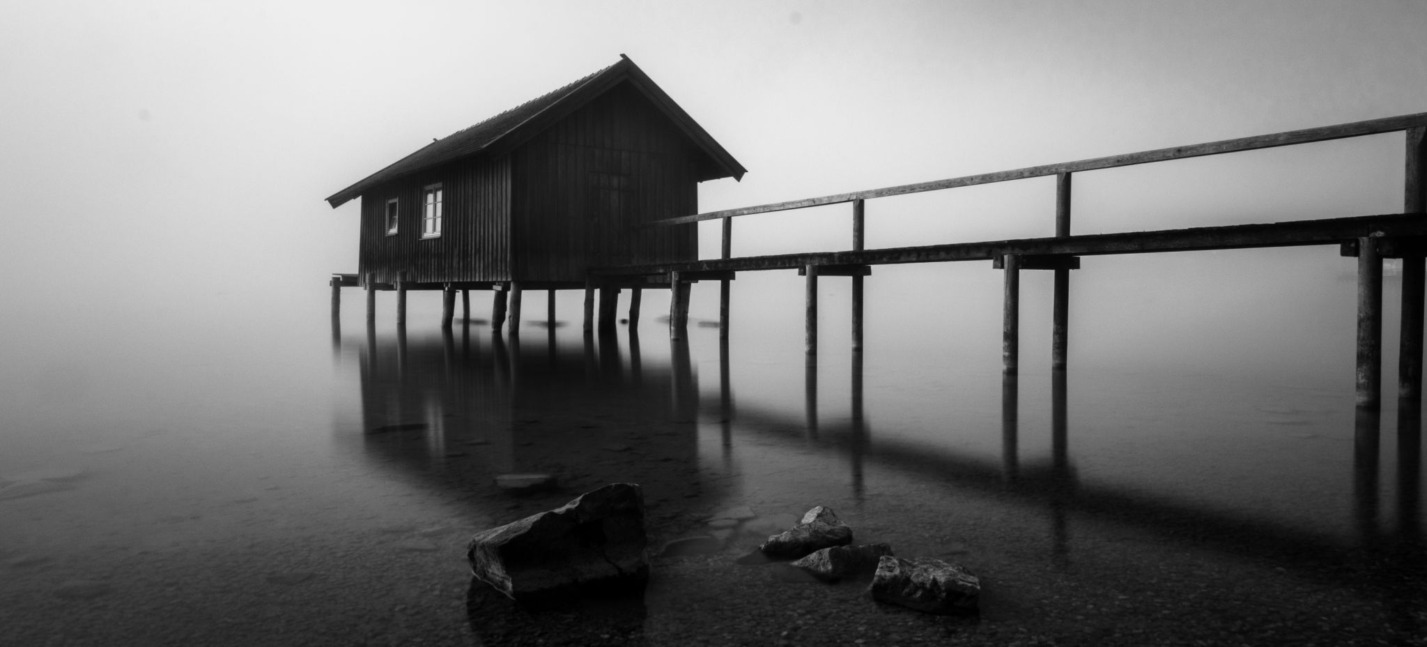 Cabin at the Ammersee, Germany