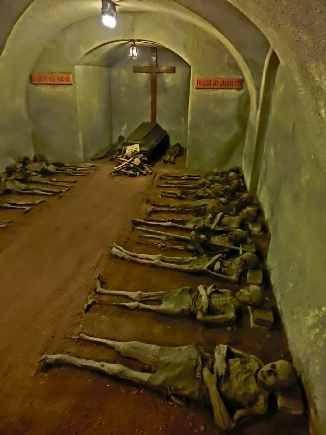 Capuchin Crypt, Czech Republic
