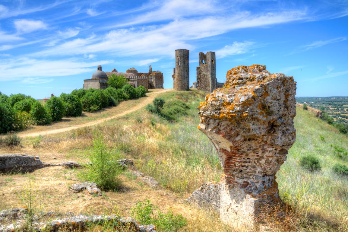 Castelo de Montemor-o-Novo, Portugal