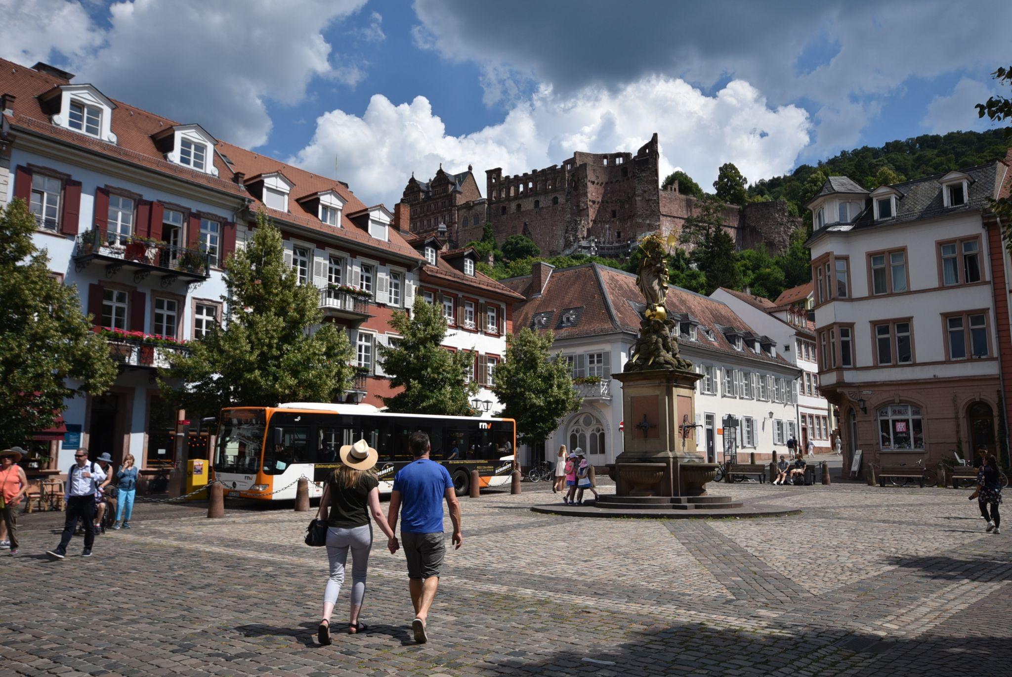 Castle Heidelberg, Germany