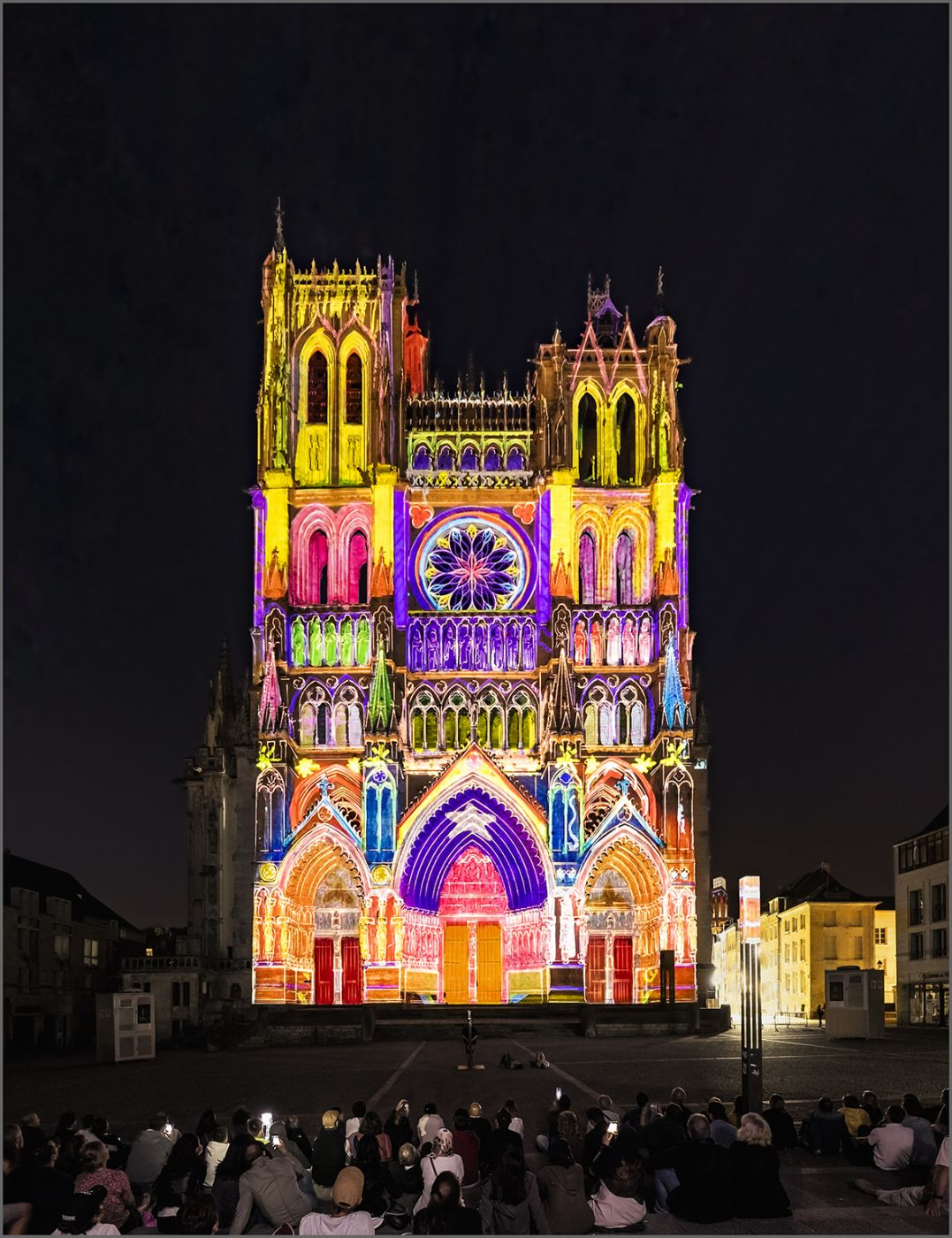 Cathedral of Amiens, France