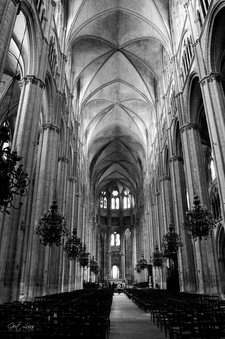 Cathédrale Sint-Etienne de Bourges, France
