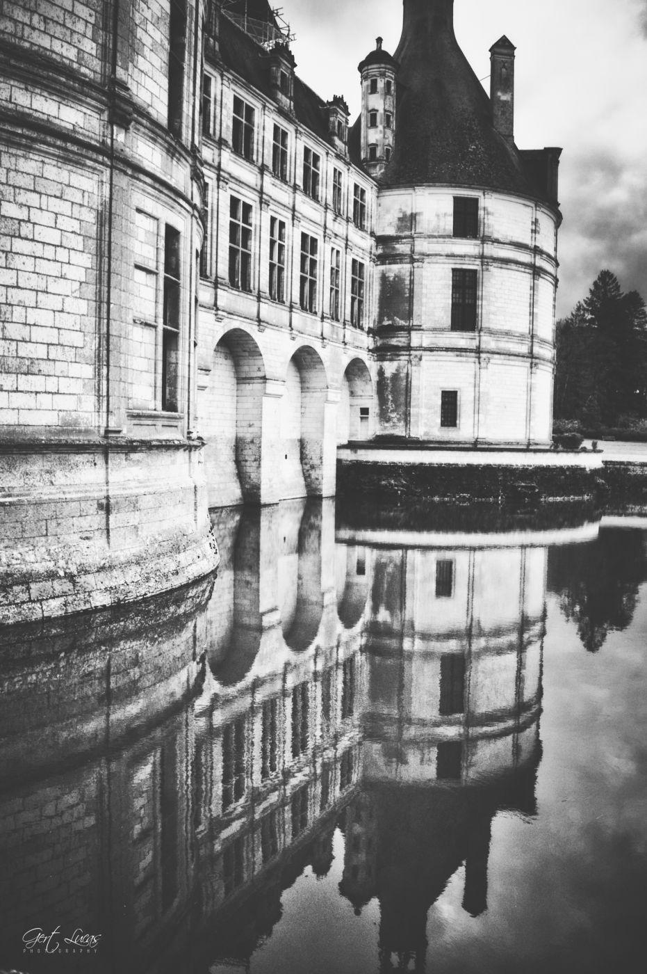 Chambord Reflection, France