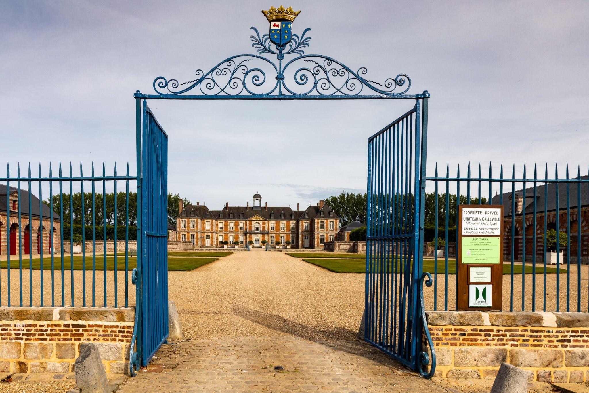 Château de Galleville, France