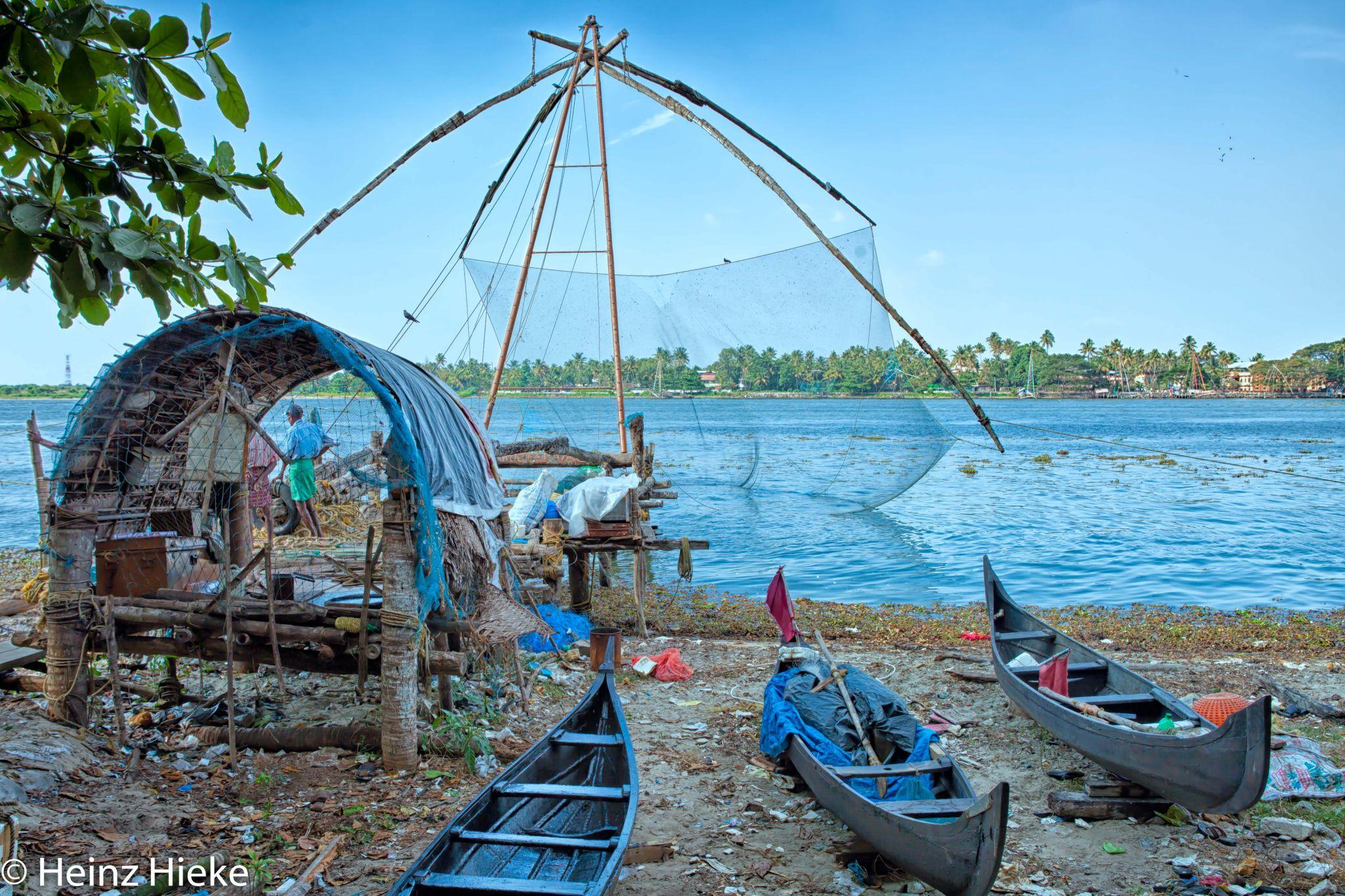 Chinese Fishing Nets, India