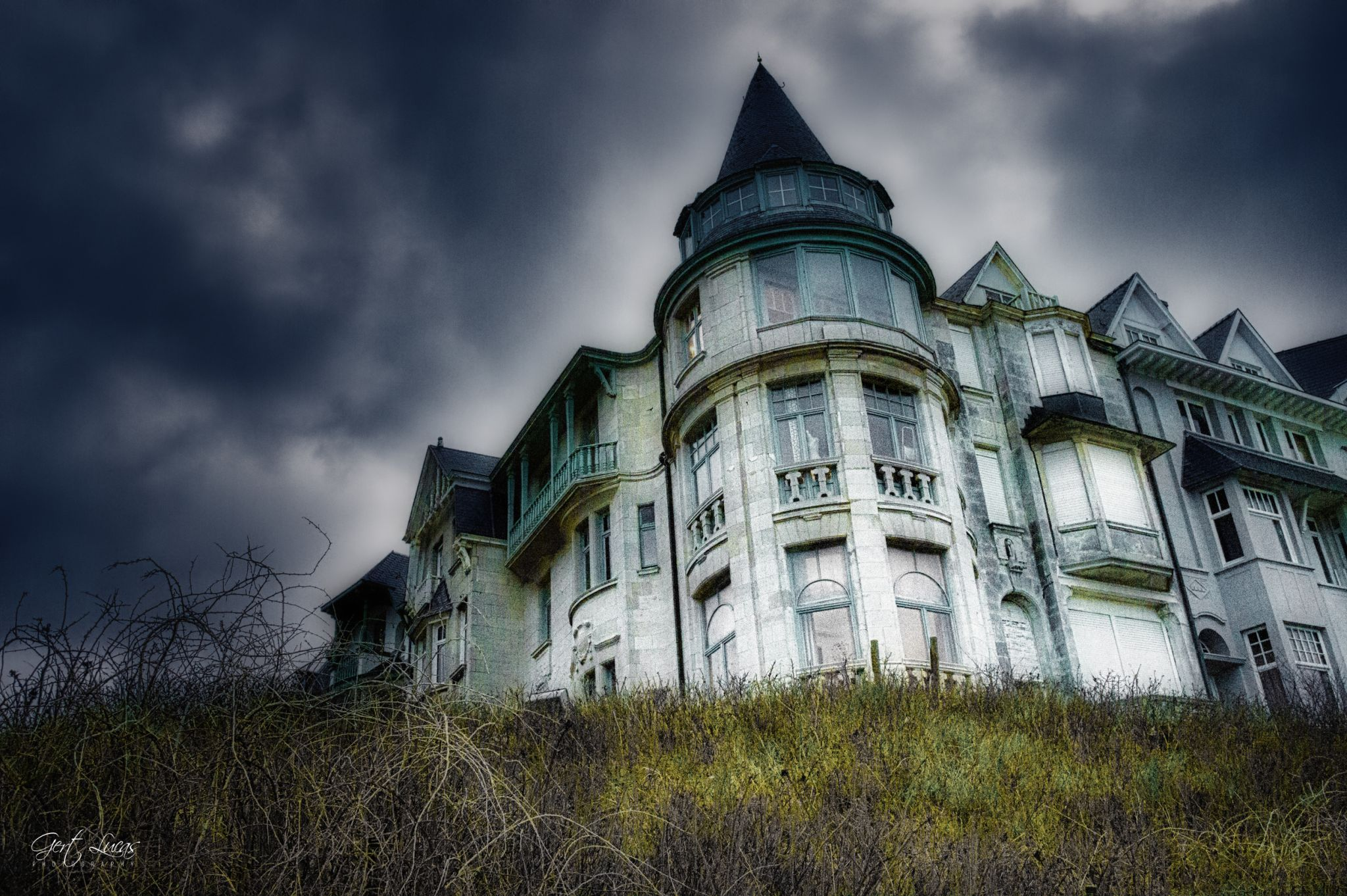 DePanne Haunted House, Belgium