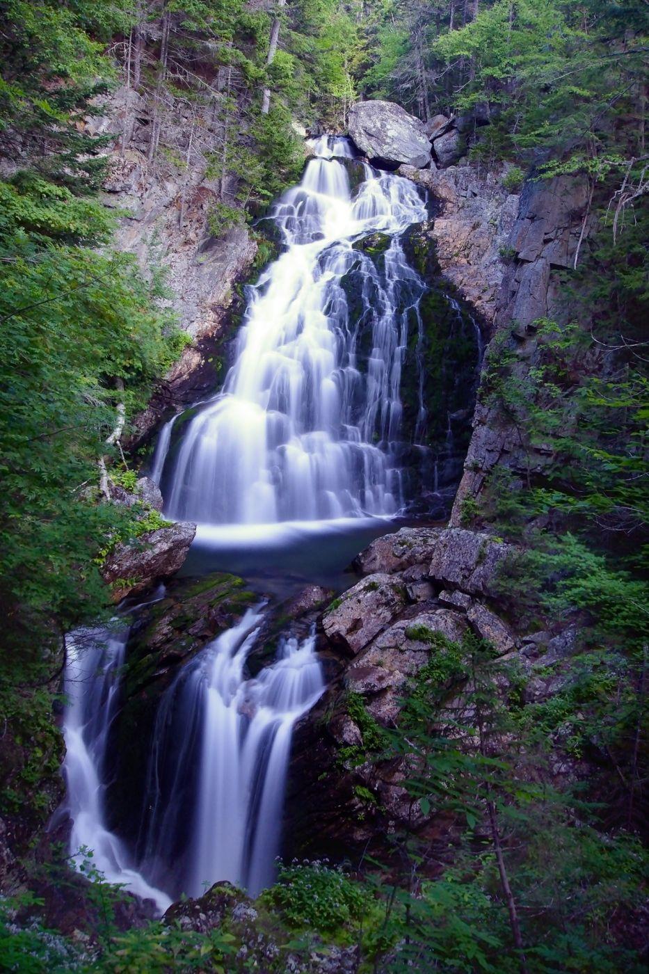 Ellis River Waterfall, USA