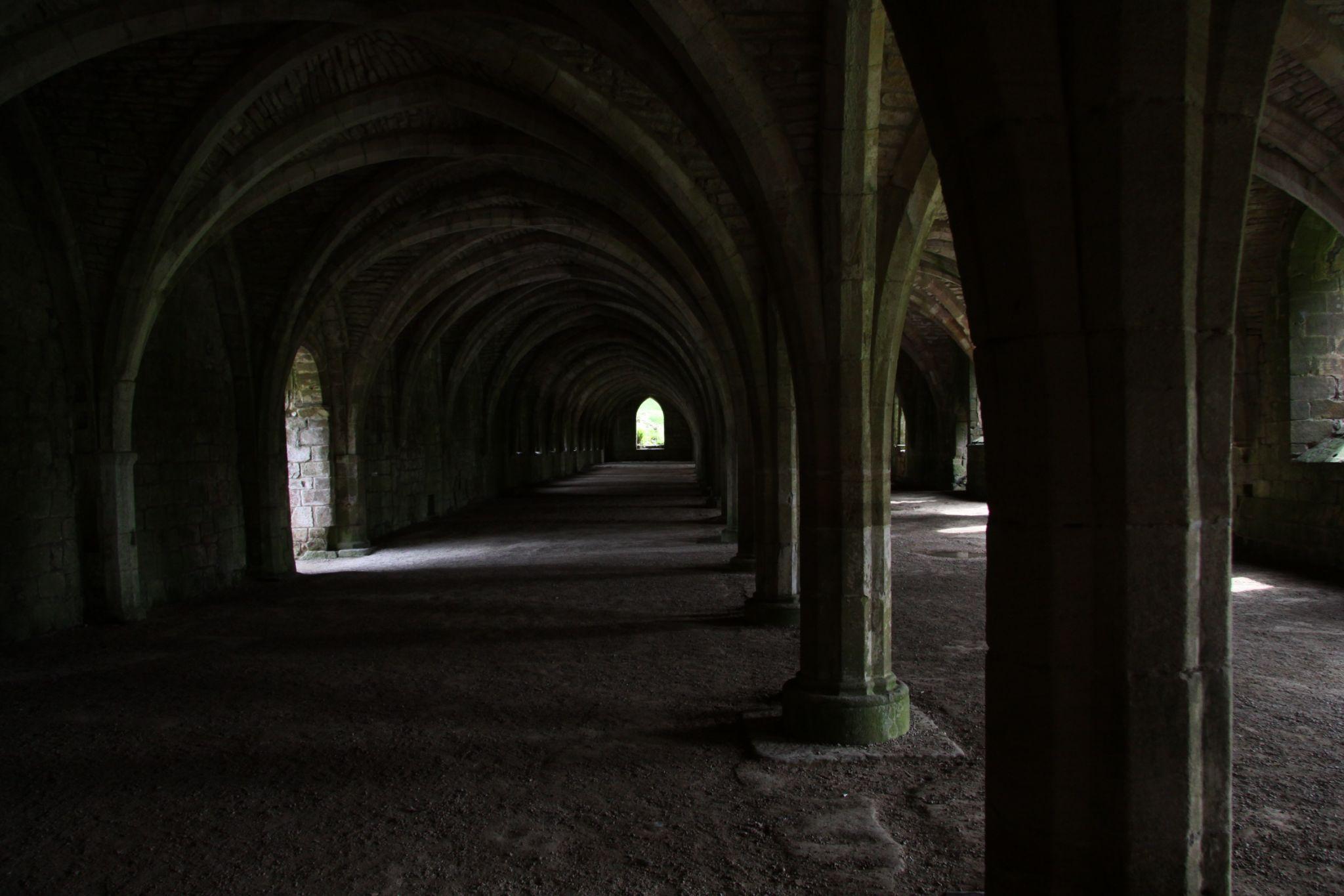 Fountains Abbey, United Kingdom